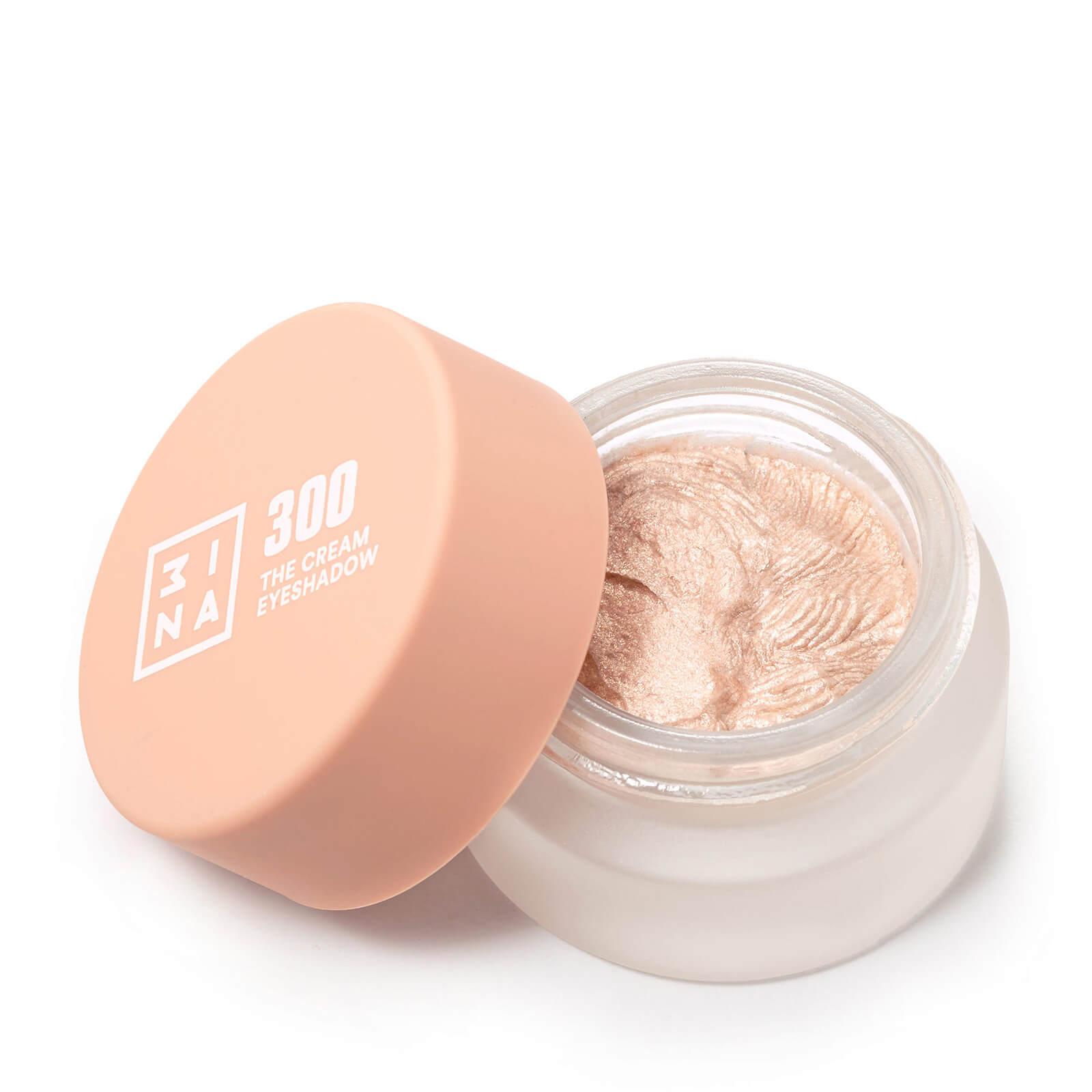 Ombre à Paupières texture crème 3INA 3ml (plusieurs teintes disponibles) - 300 Pink Nude
