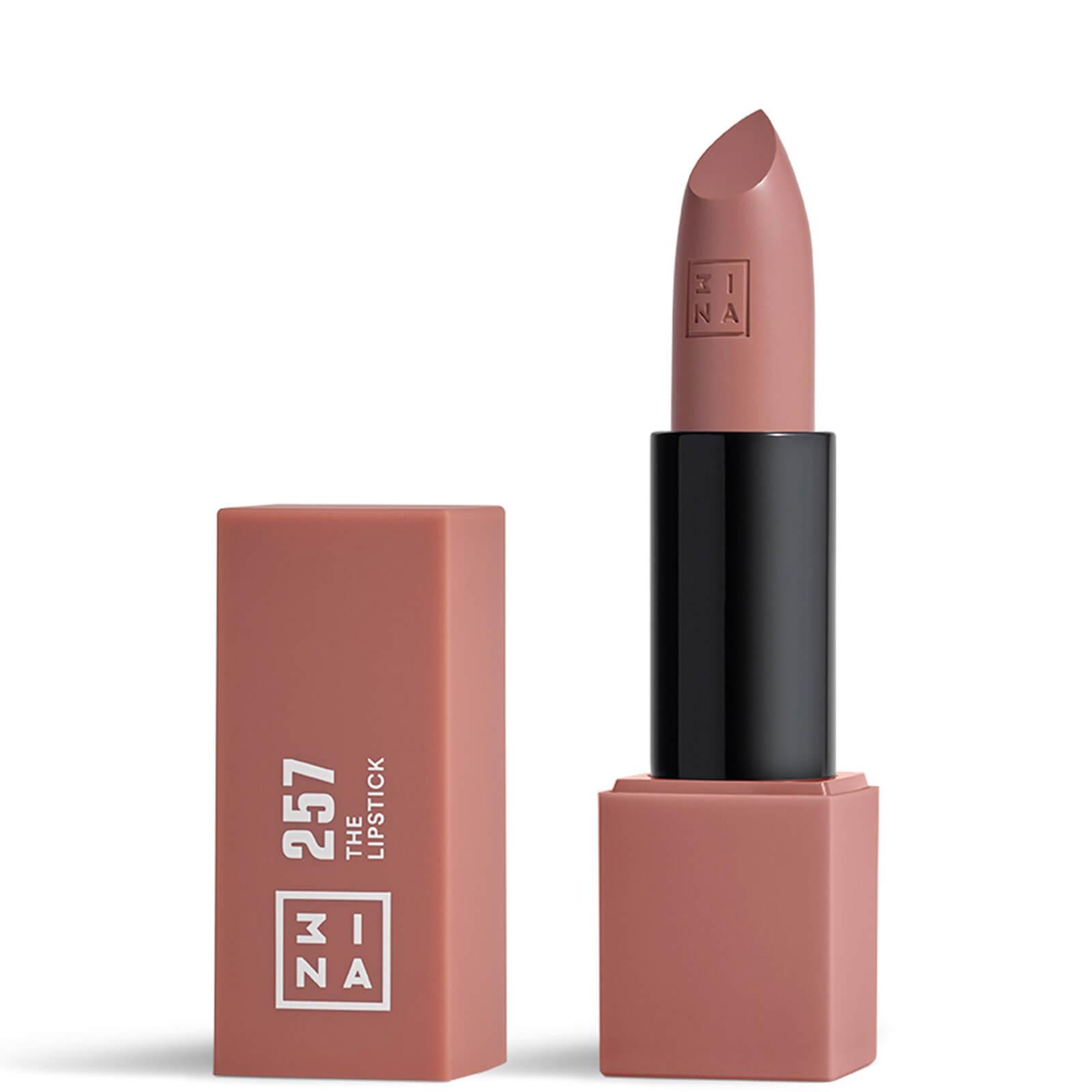 Купить Помада 3INA Makeup The Lipstick 18 г (различные оттенки) - 257 Dusty Rose