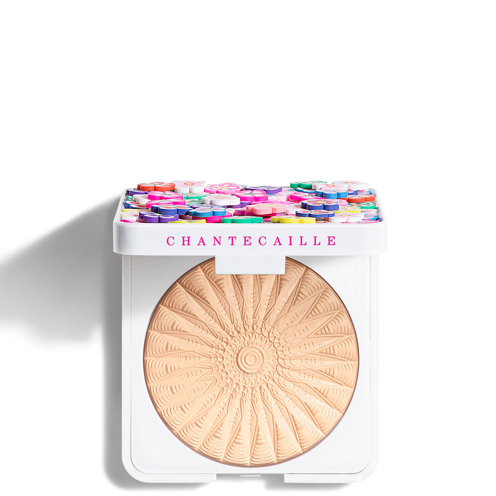 Chantecaille Flower Power Perfect Blur Finishing Powder - Light-Medium 8g