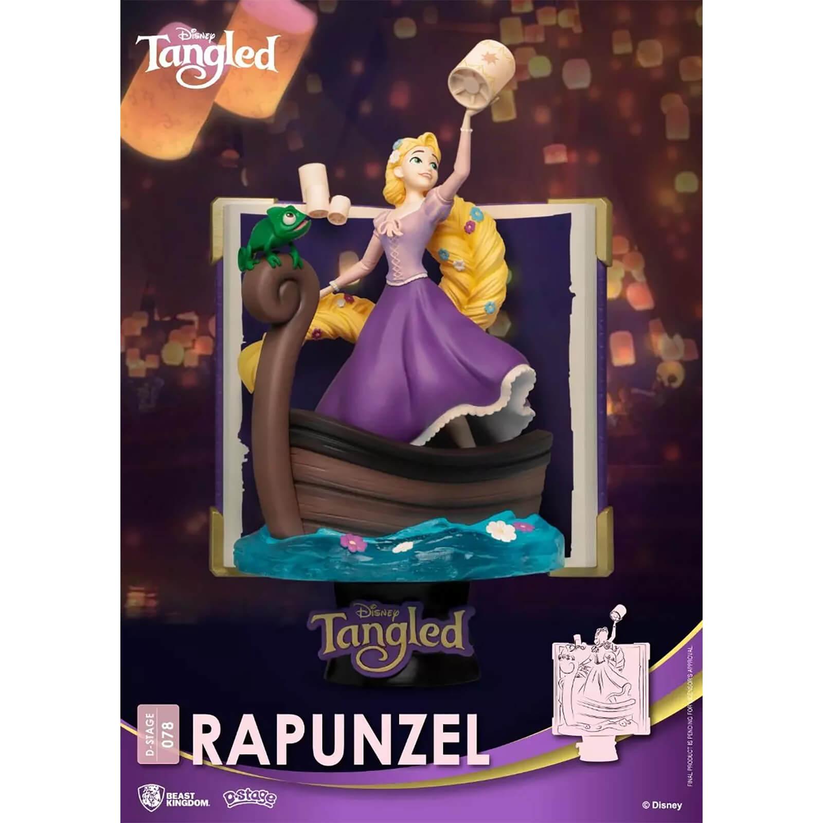 Beast Kingdom Tangled Rapunzel D-Stage Diorama