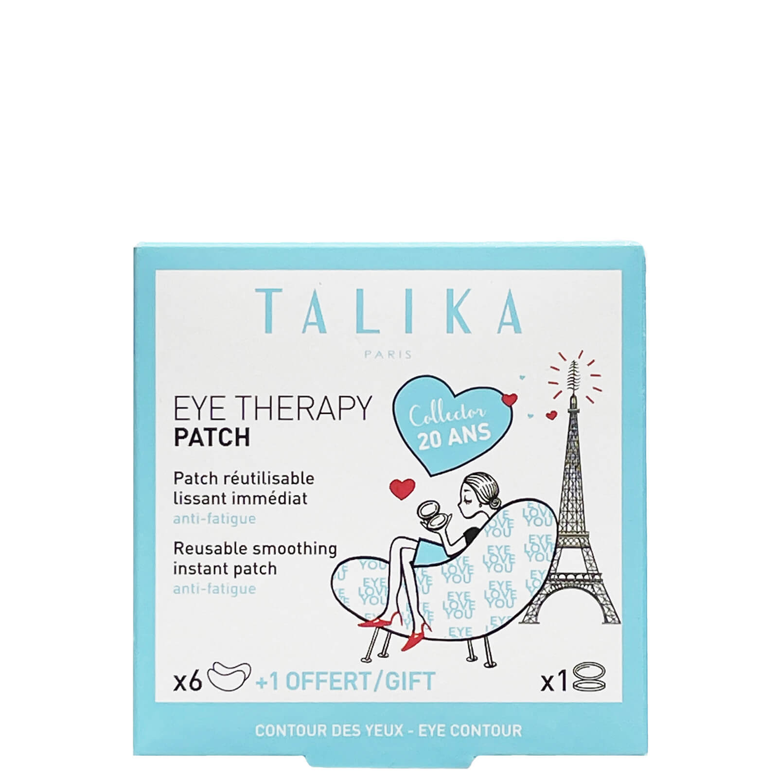 Talika Eye Therapy Patch 20 Years Collector Edition Set (Worth £58.20)