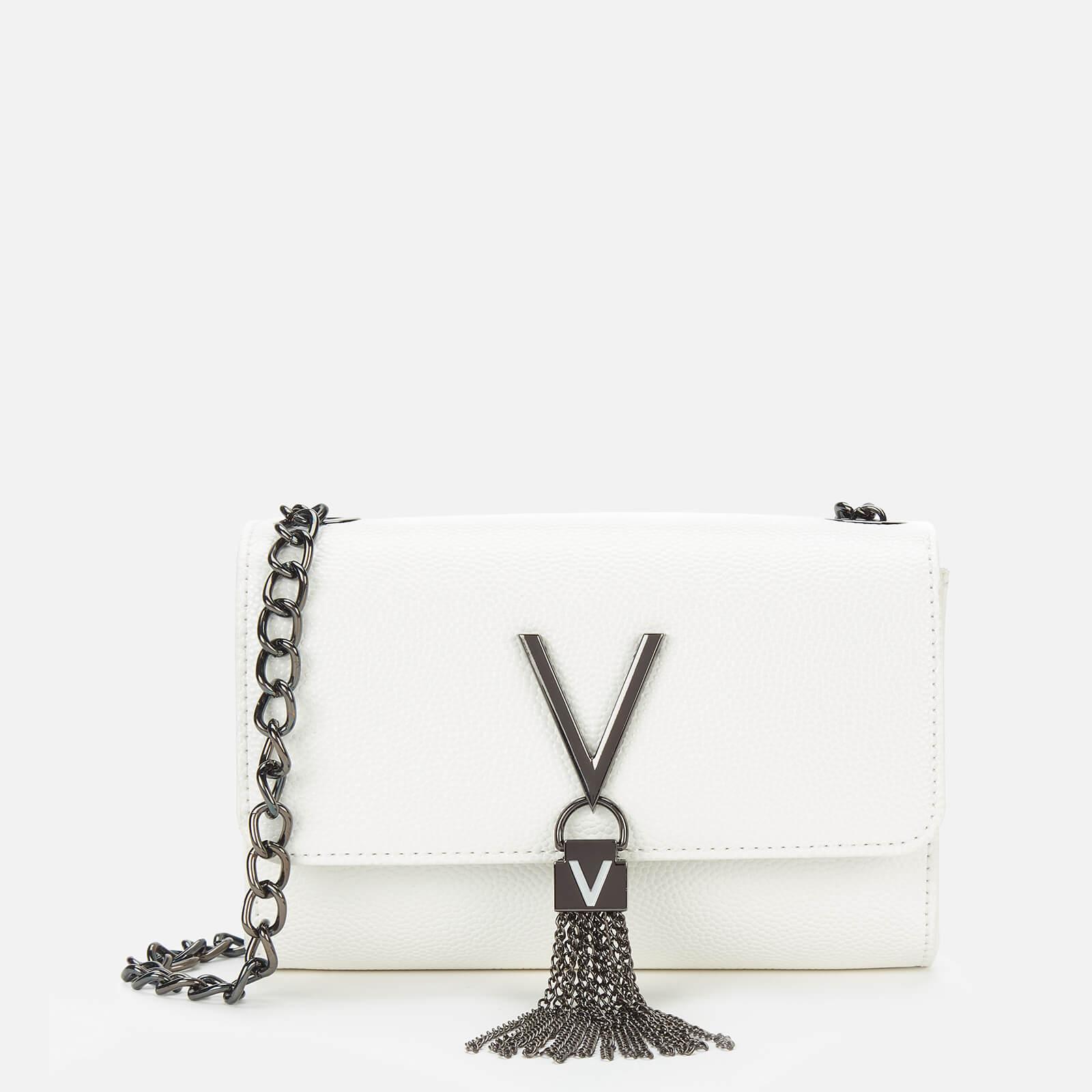 Valentino Bags Women's Divina Small Shoulder Bag - White