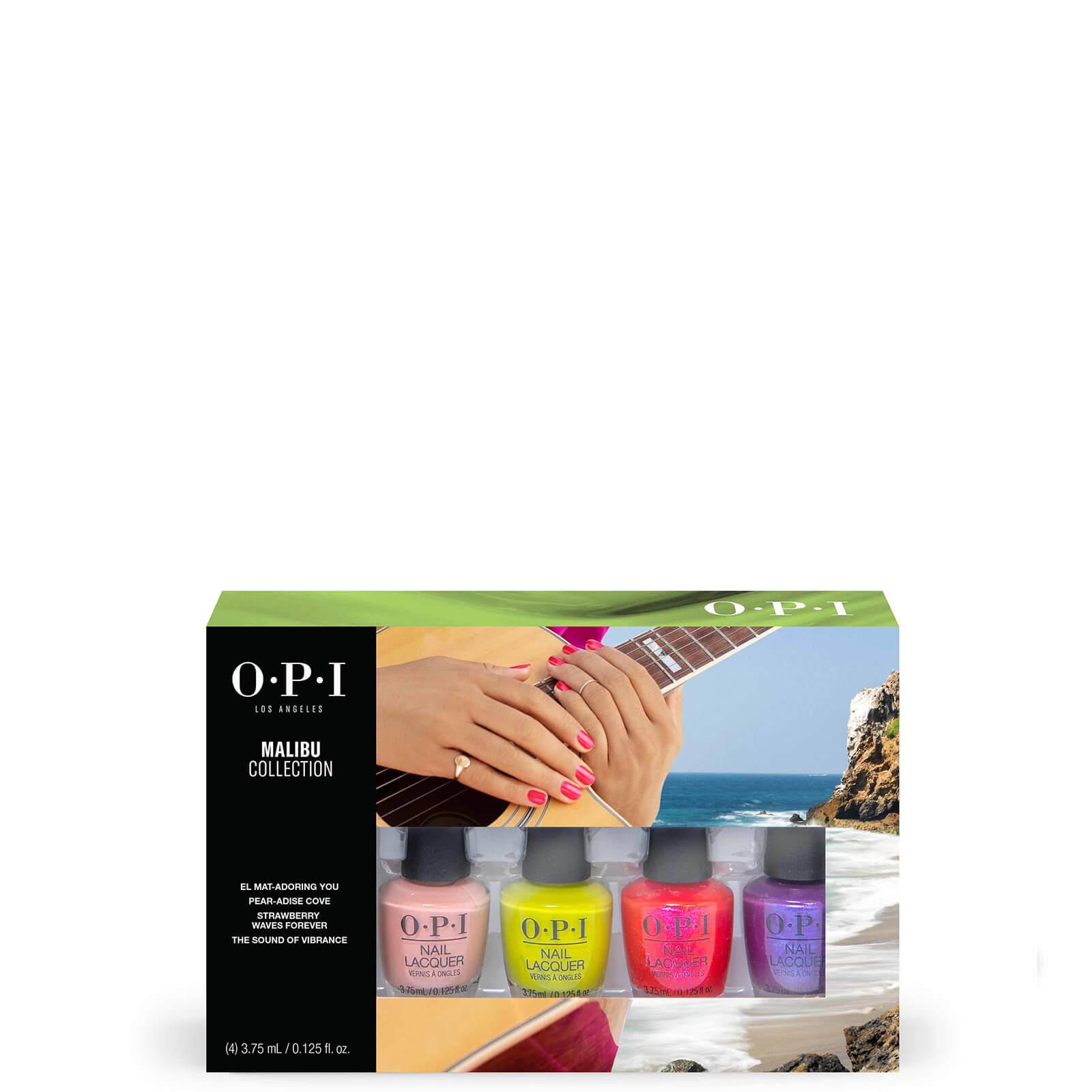 Купить OPI Nail Polish Malibu Collection Gift Set