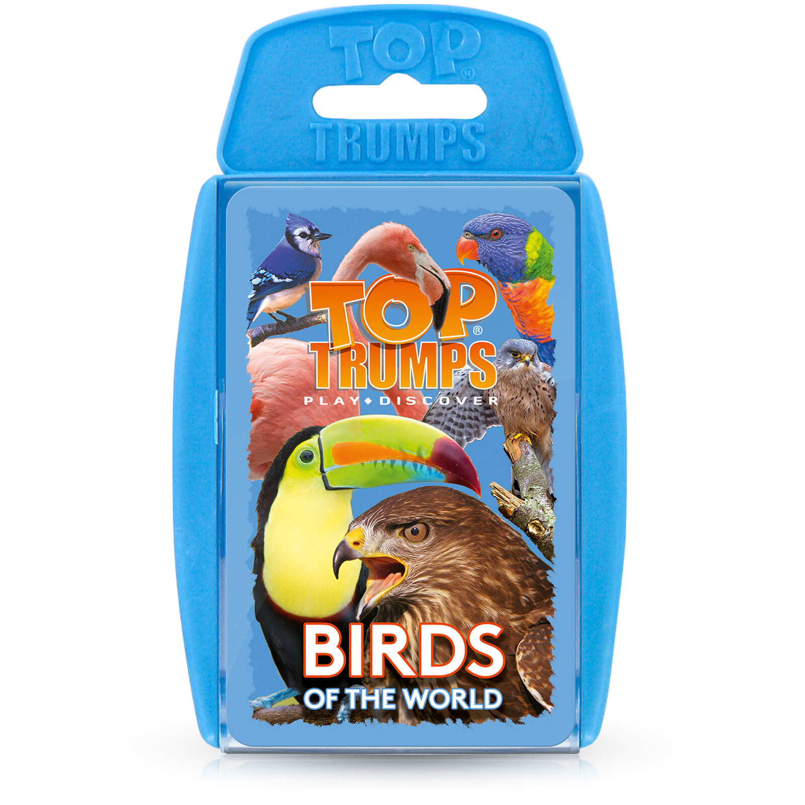 Image of Top Trumps Card Game - Birds Edition
