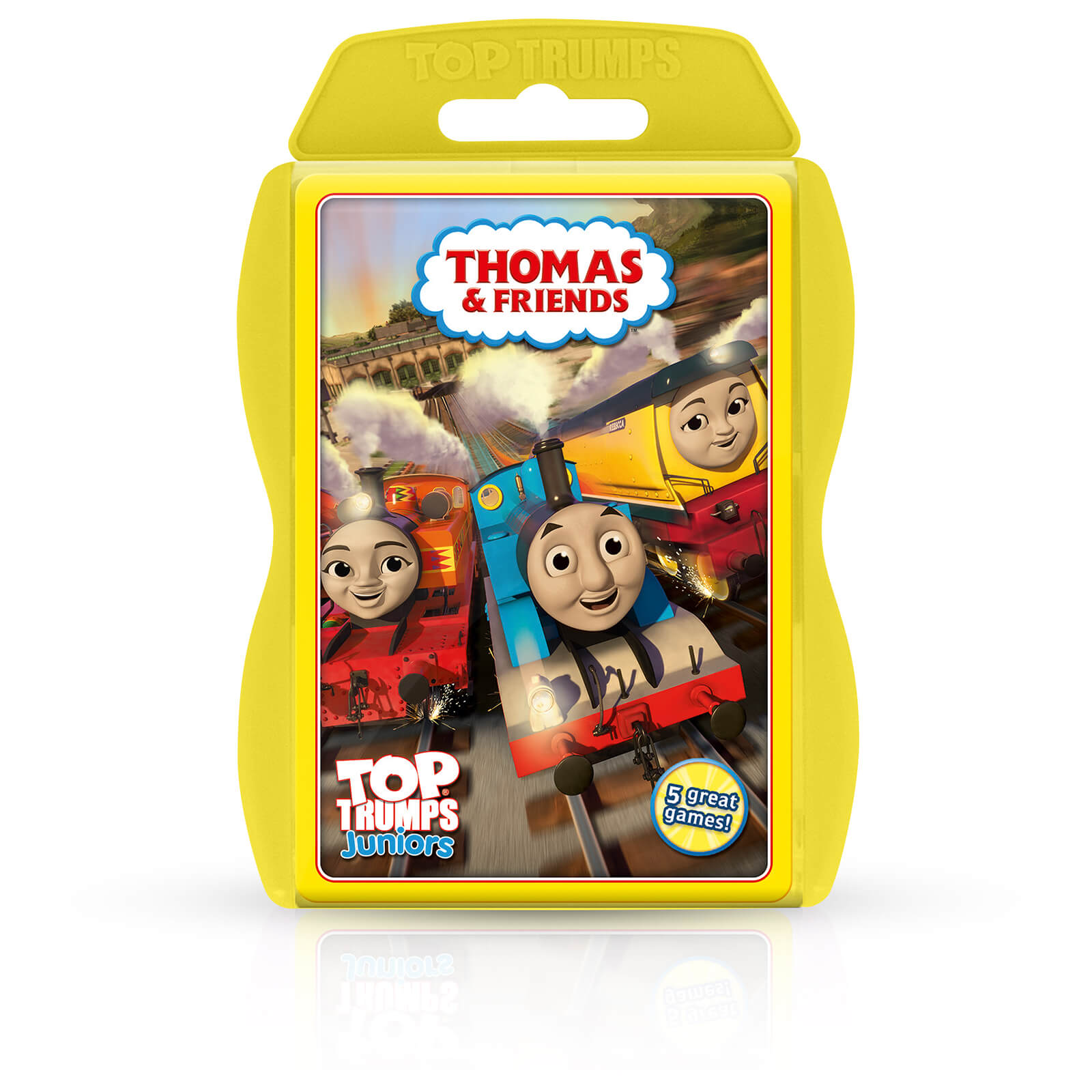 Top Trumps Card Game   Thomas The Tank Engine (Junior) Edition