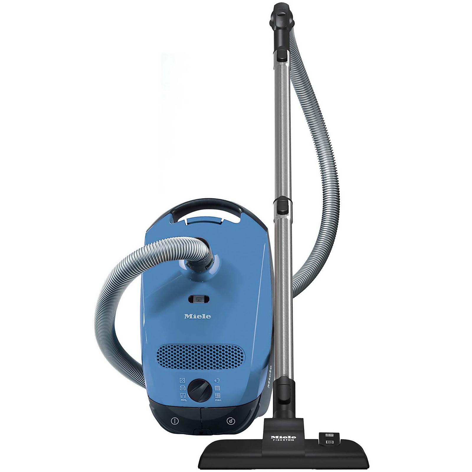 Miele Classic C1 Junior PowerLine bagged vacuum cleaner Tech Blue