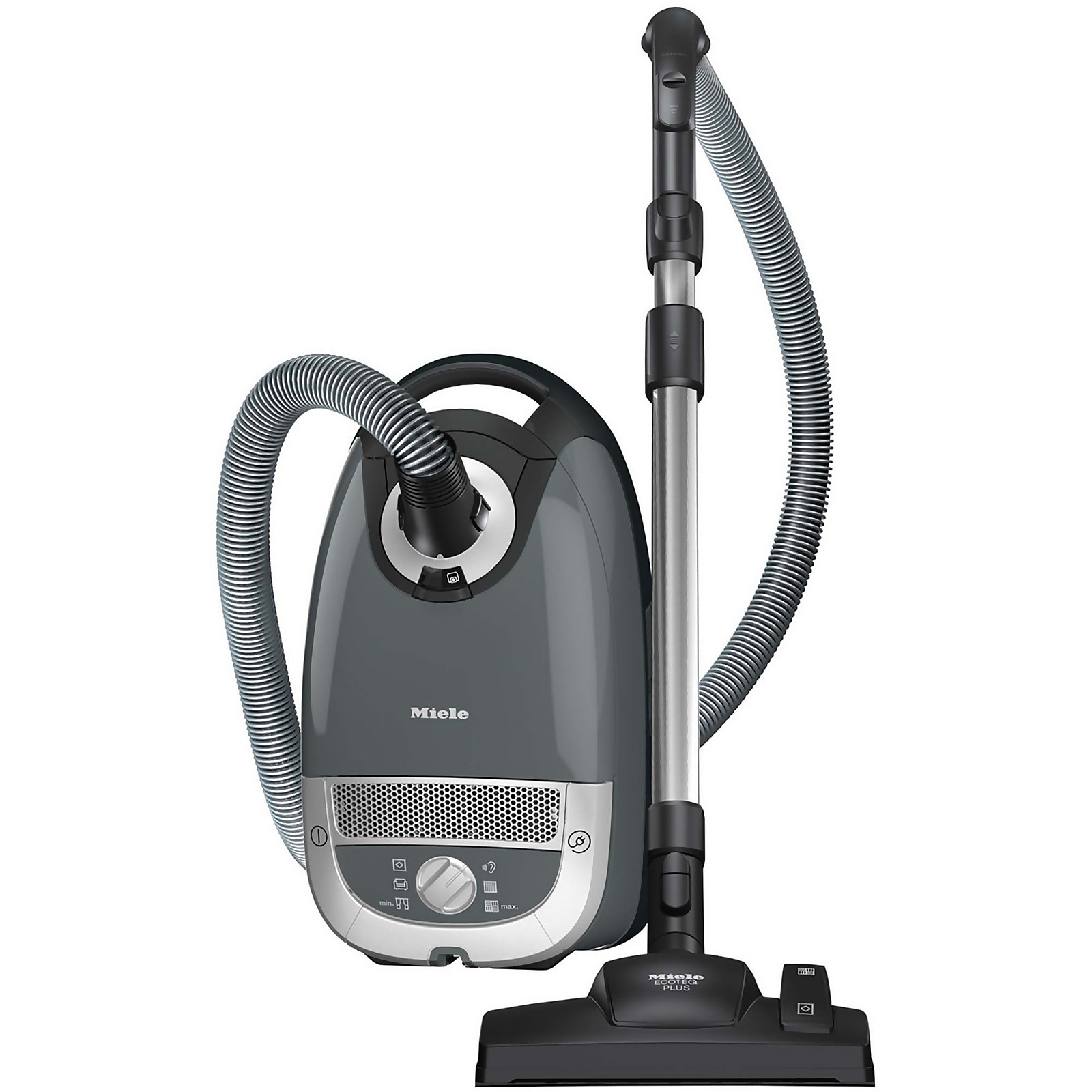 Miele Complete C2 Excellence PowerLine bagged vacuum cleaner Graphite Grey