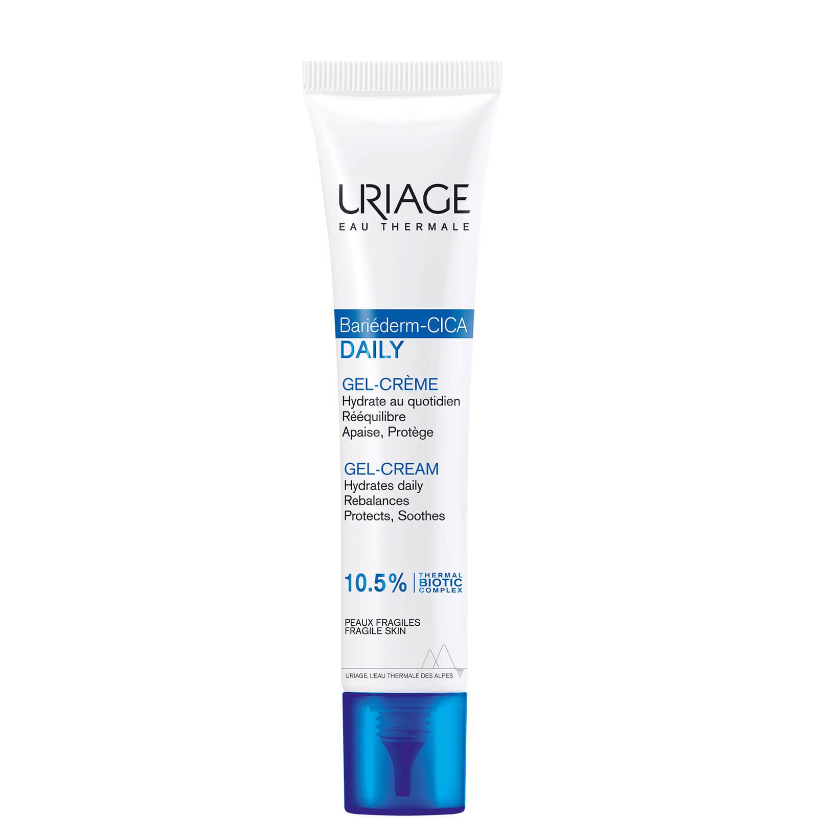 Купить Дневной гель-крем Uriage Bariederm-Cica Daily Gel-Cream, 40 мл