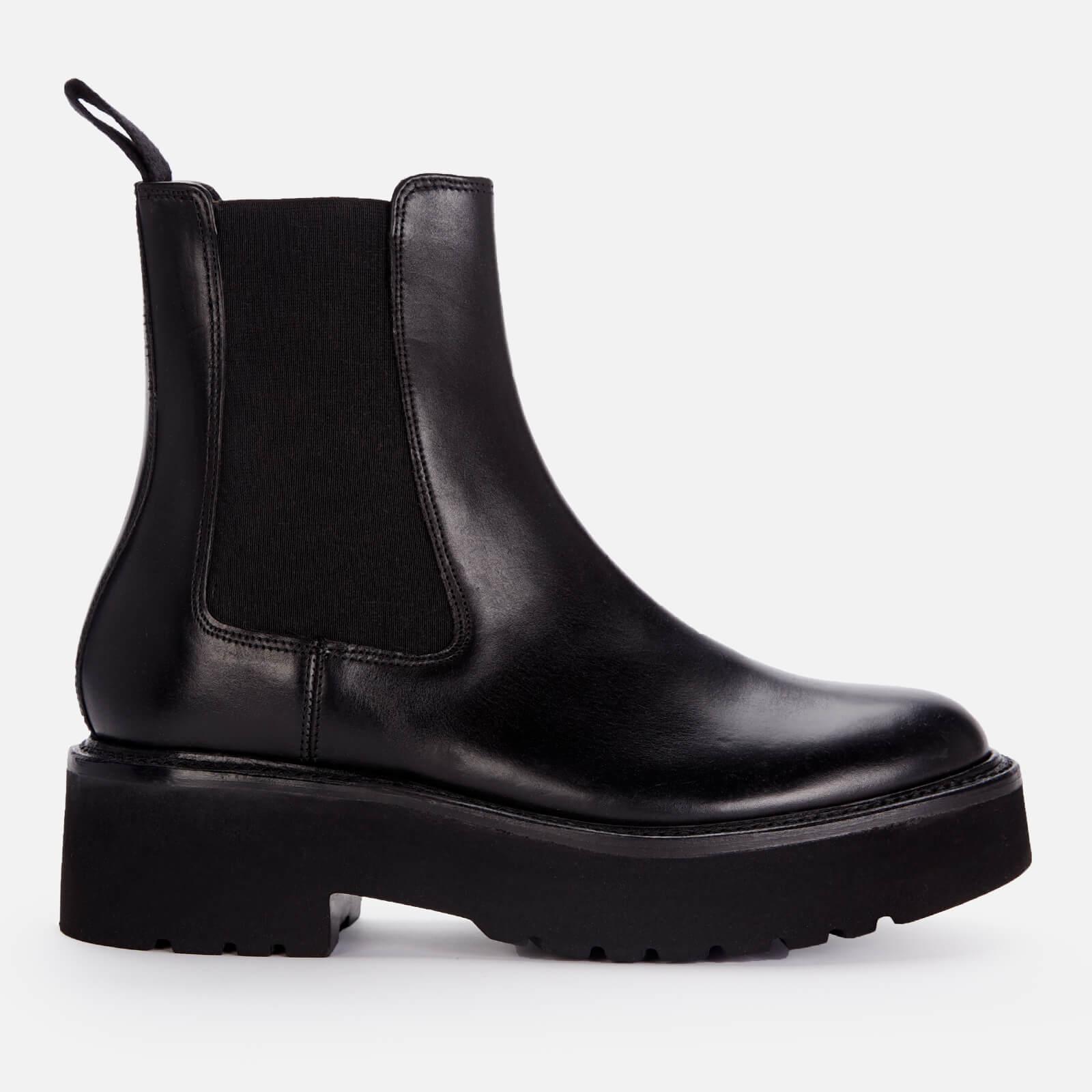 Grenson Women's Nova Leather Chelsea Boots - Black - UK 3