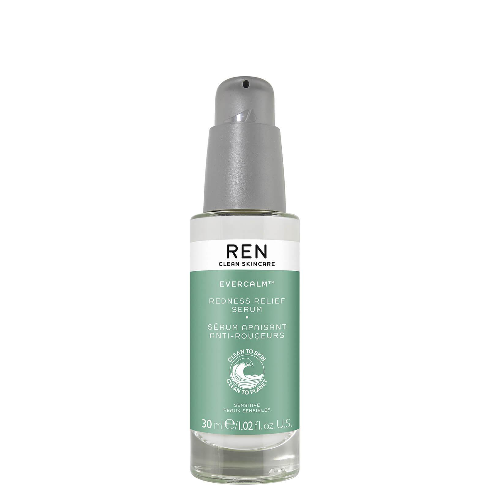 Купить REN Clean Skincare Evercalm Сыворотка для снятия покраснений 30 мл
