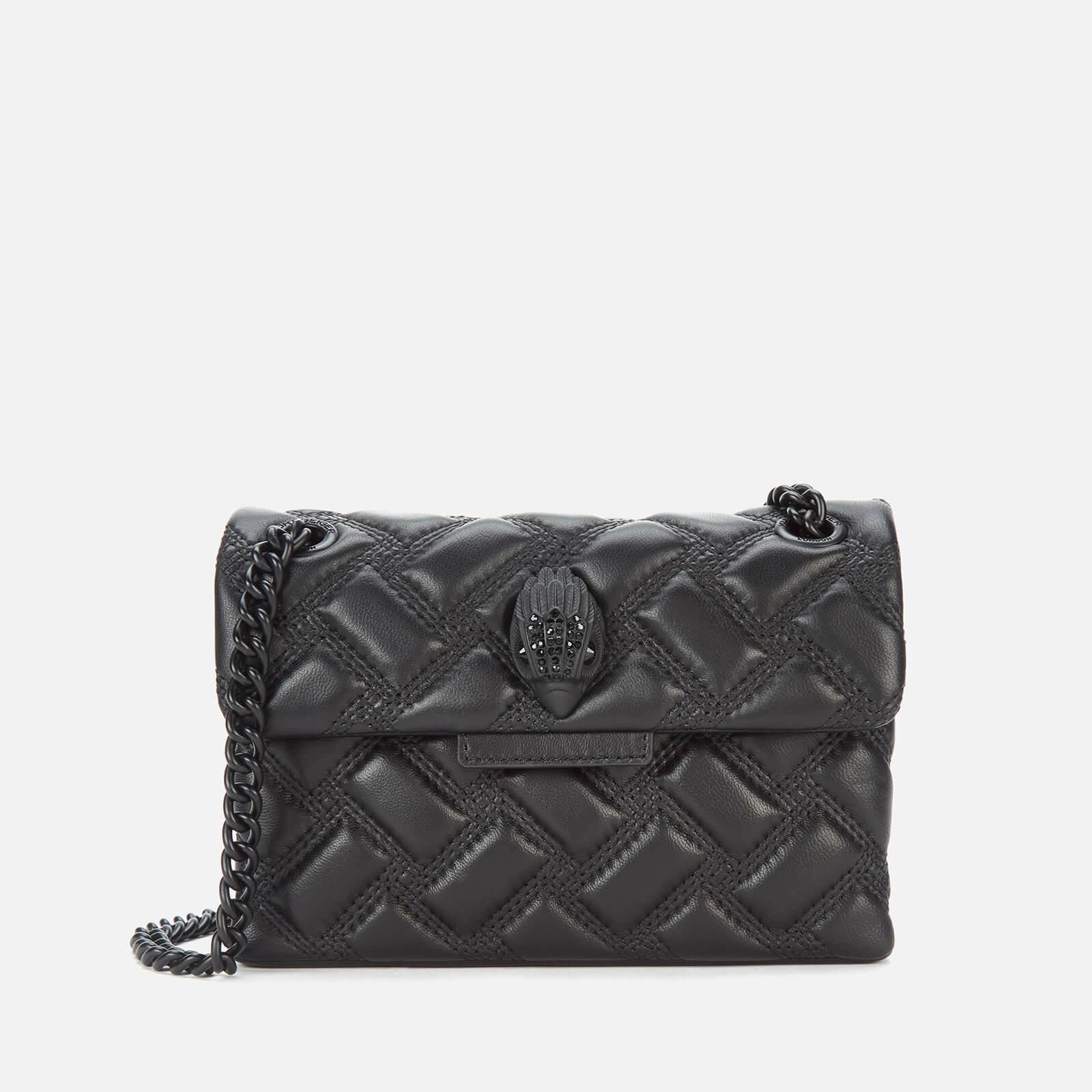 Kurt Geiger London Women's Mini Kensington Drench Bag - Black