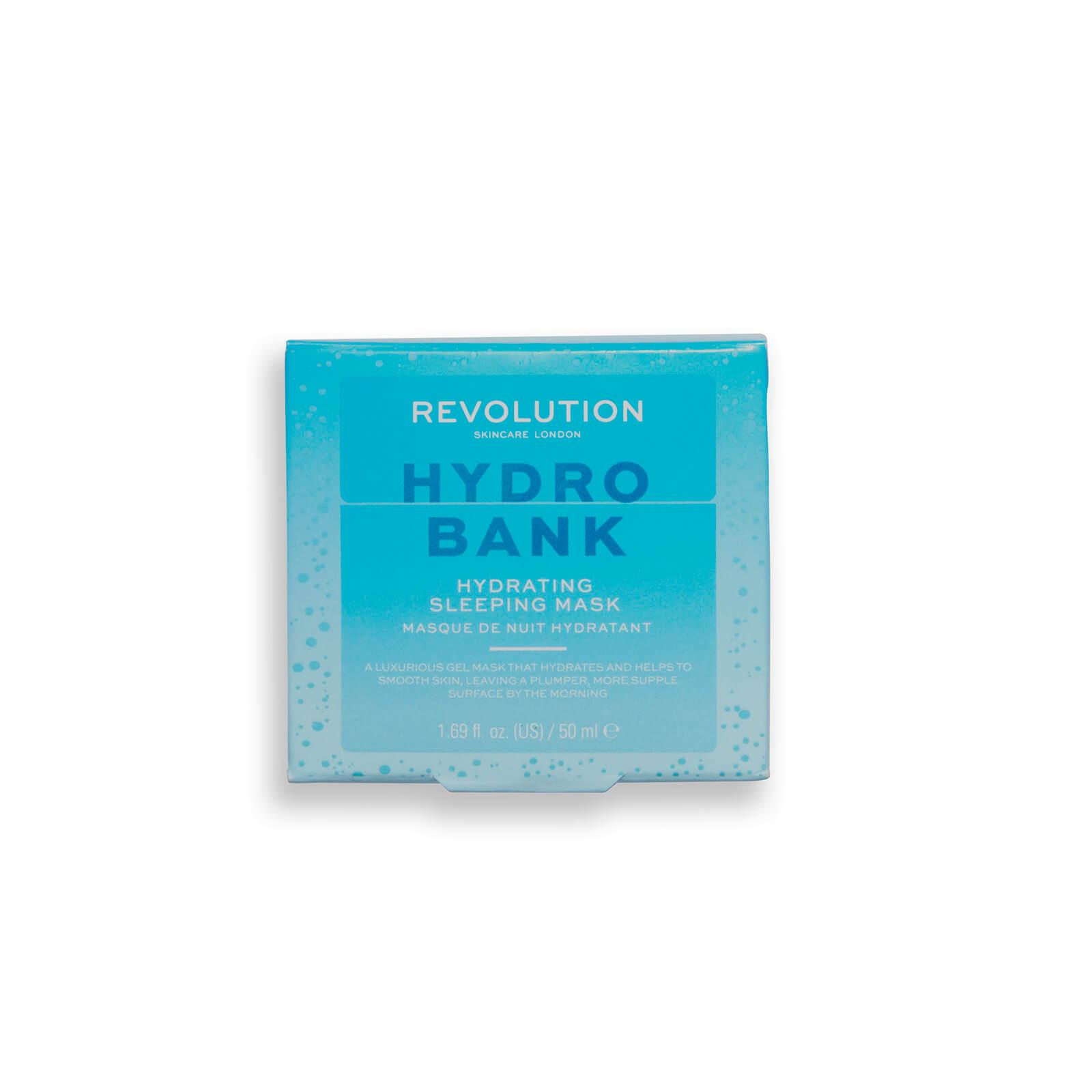 Купить Revolution Skincare Hydro Bank Hydro Bank Hydrating Sleeping Mask Увлажняющая ночная маска