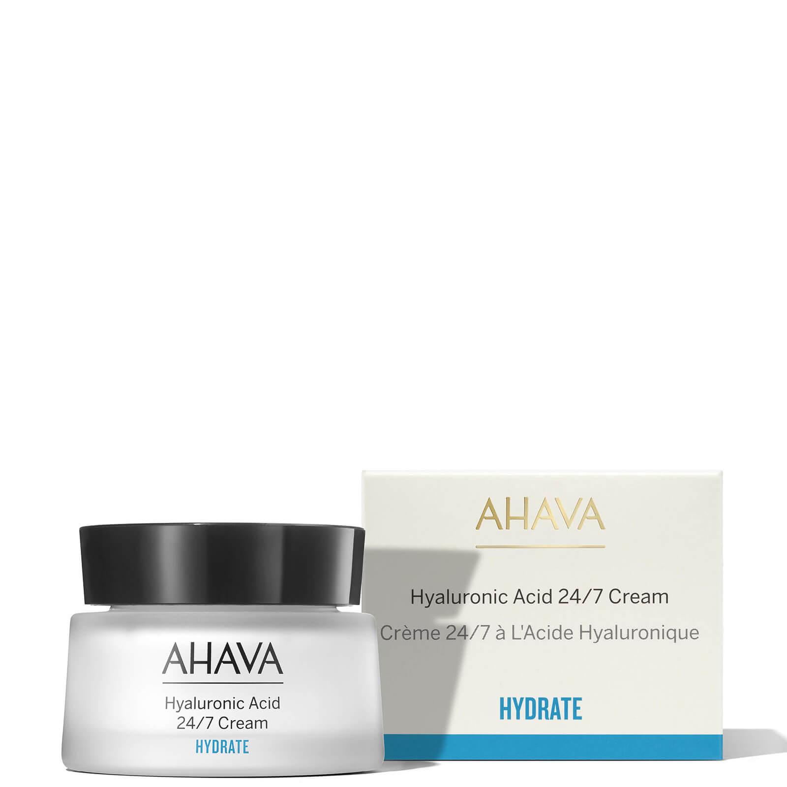 Купить AHAVA Hyaluronic Acid 24/7 Cream 50ml