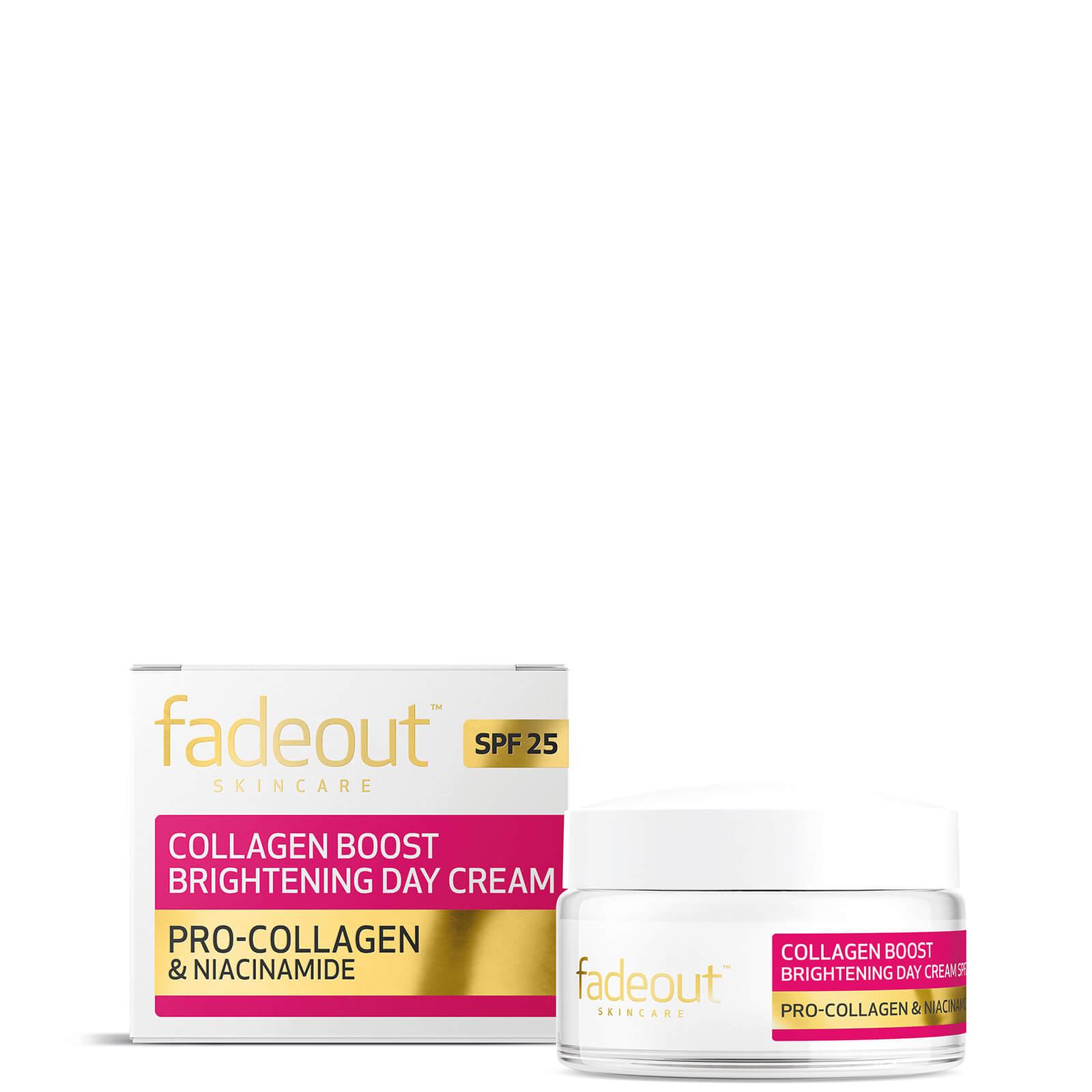 Купить Fade Out Collagen Boost Day Cream SPF25 50ml