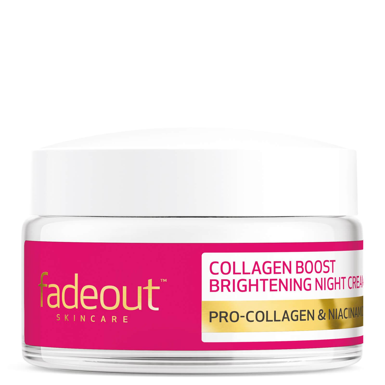 Купить Fade Out Collagen Boost Night Cream 50ml