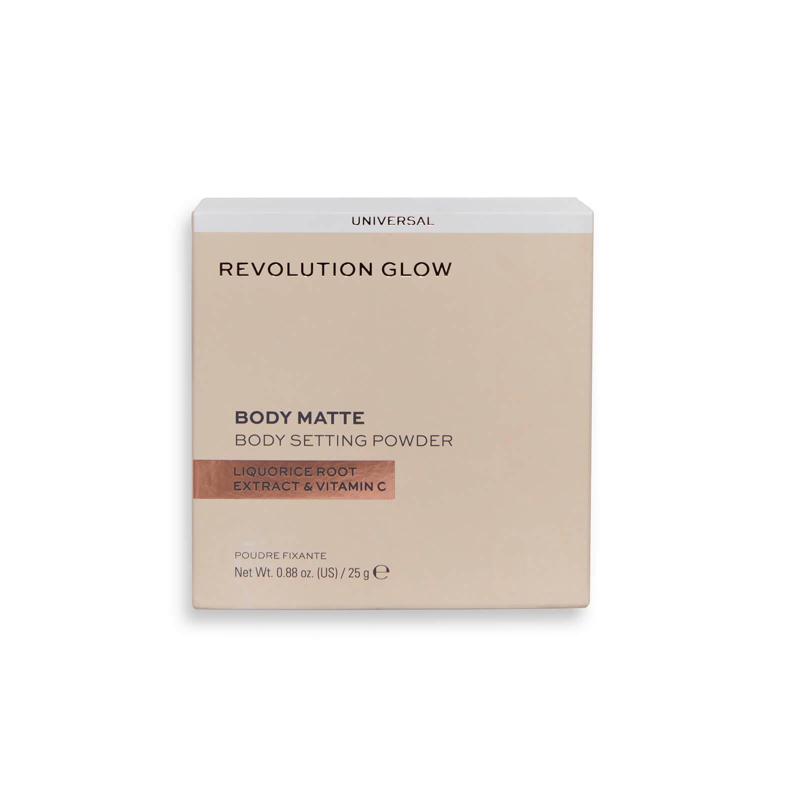 Купить Revolution Body Perfecting Mattifying Finishing Powder