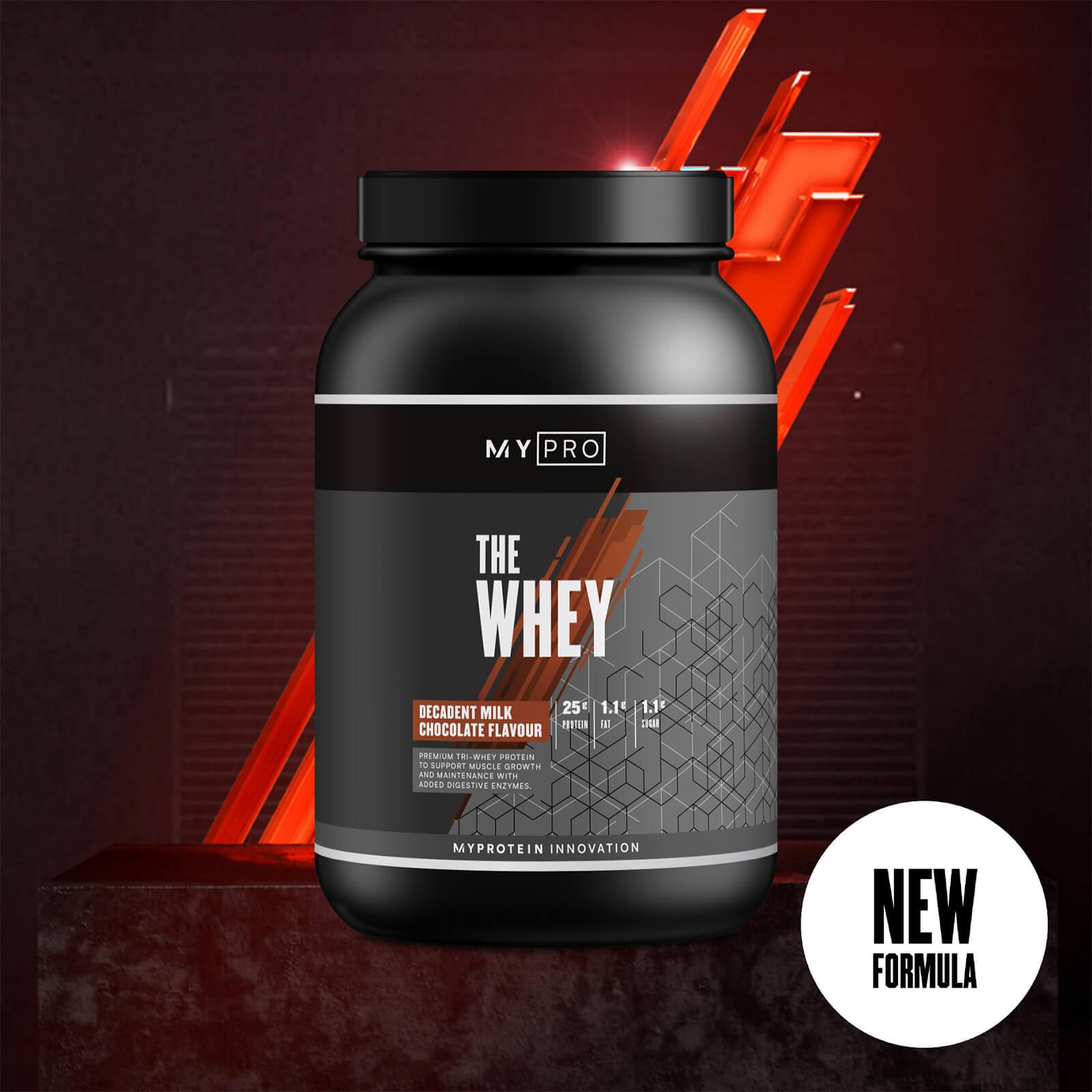 Myprotein THE Whey V2 - 60servings - Молочный шоколад