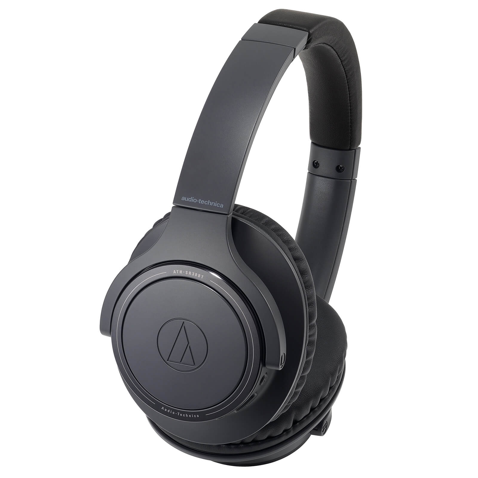 Audio Technica ATH-SR30BTBK Wireless Bluetooth Headphones - Black