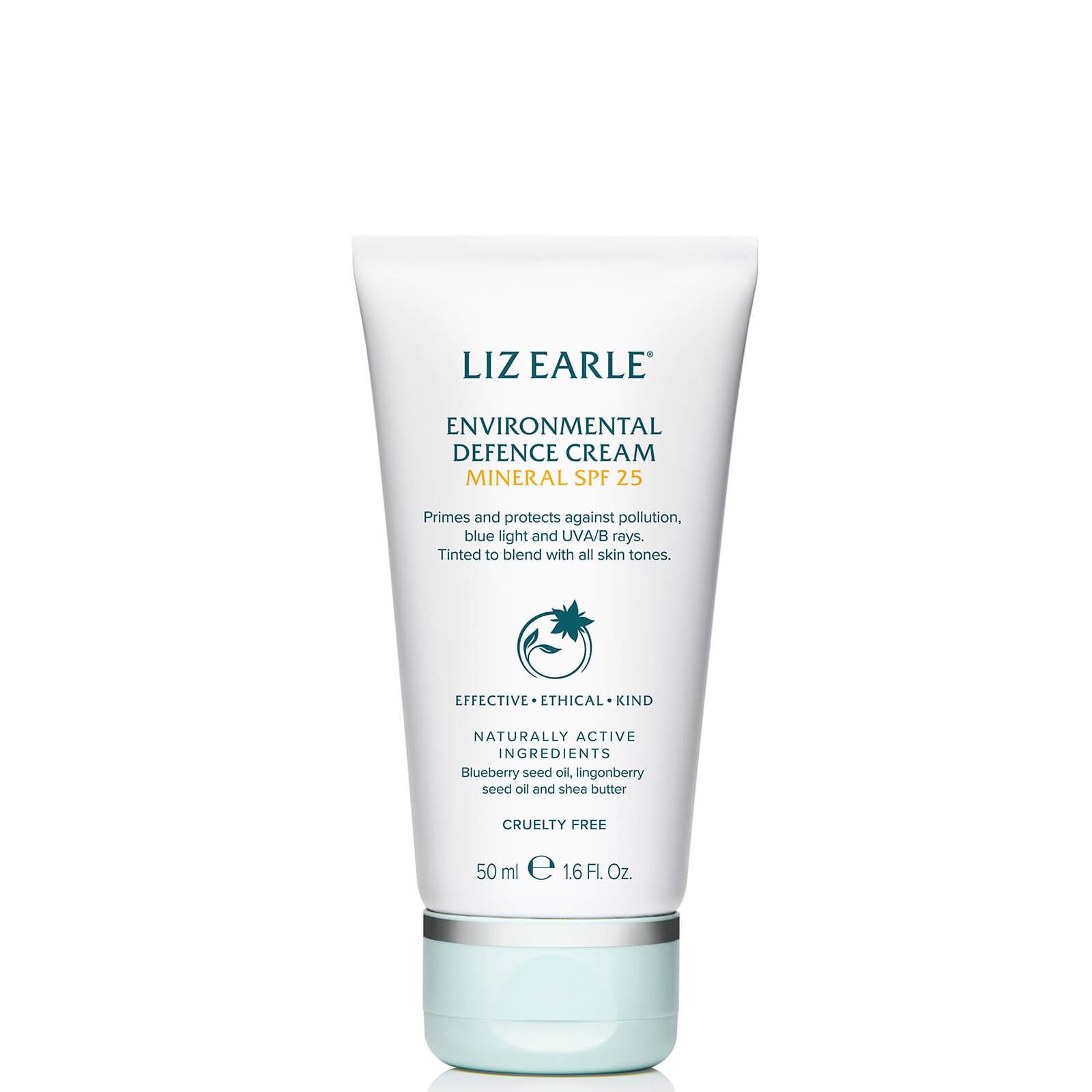 Купить Крем для лица защитный Liz Earle Environmental Skin Defence Tube 50ml