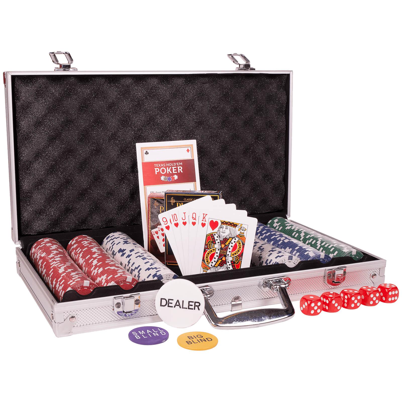 Image of Poker Set (300 Pieces)