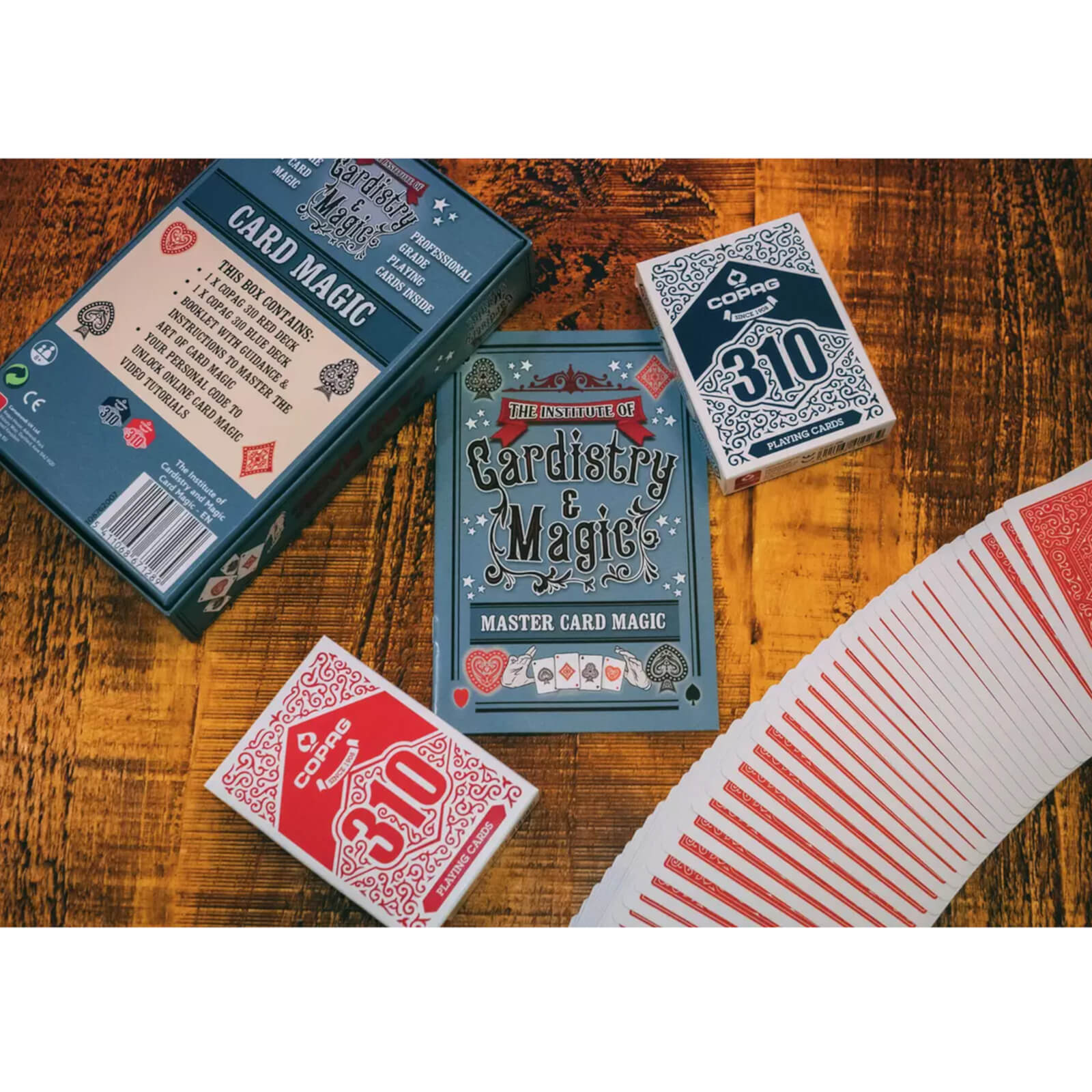 Image of The Institute of Cardistry & Magic - Card Tricks