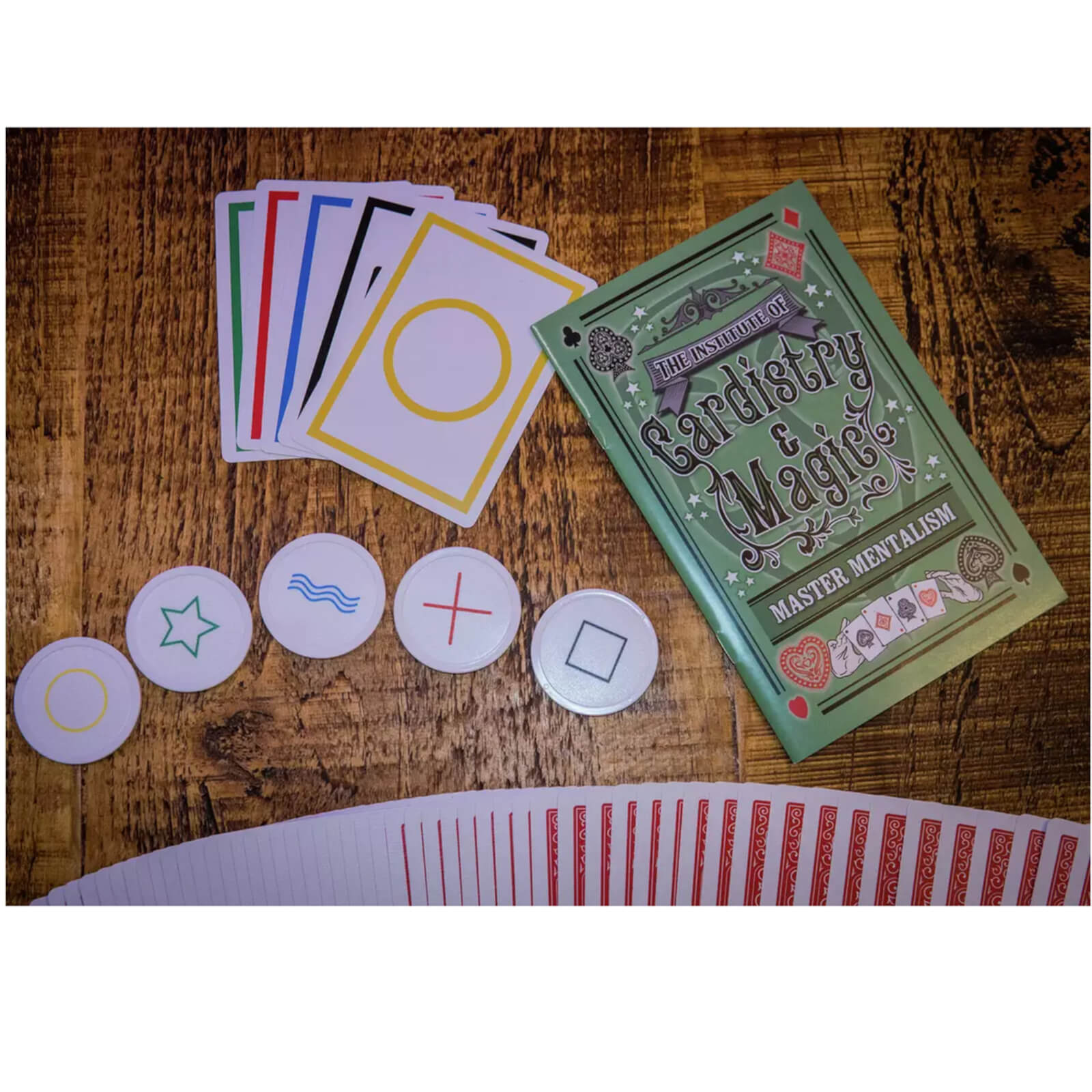 Image of The Institute of Cardistry & Magic - Mentalism