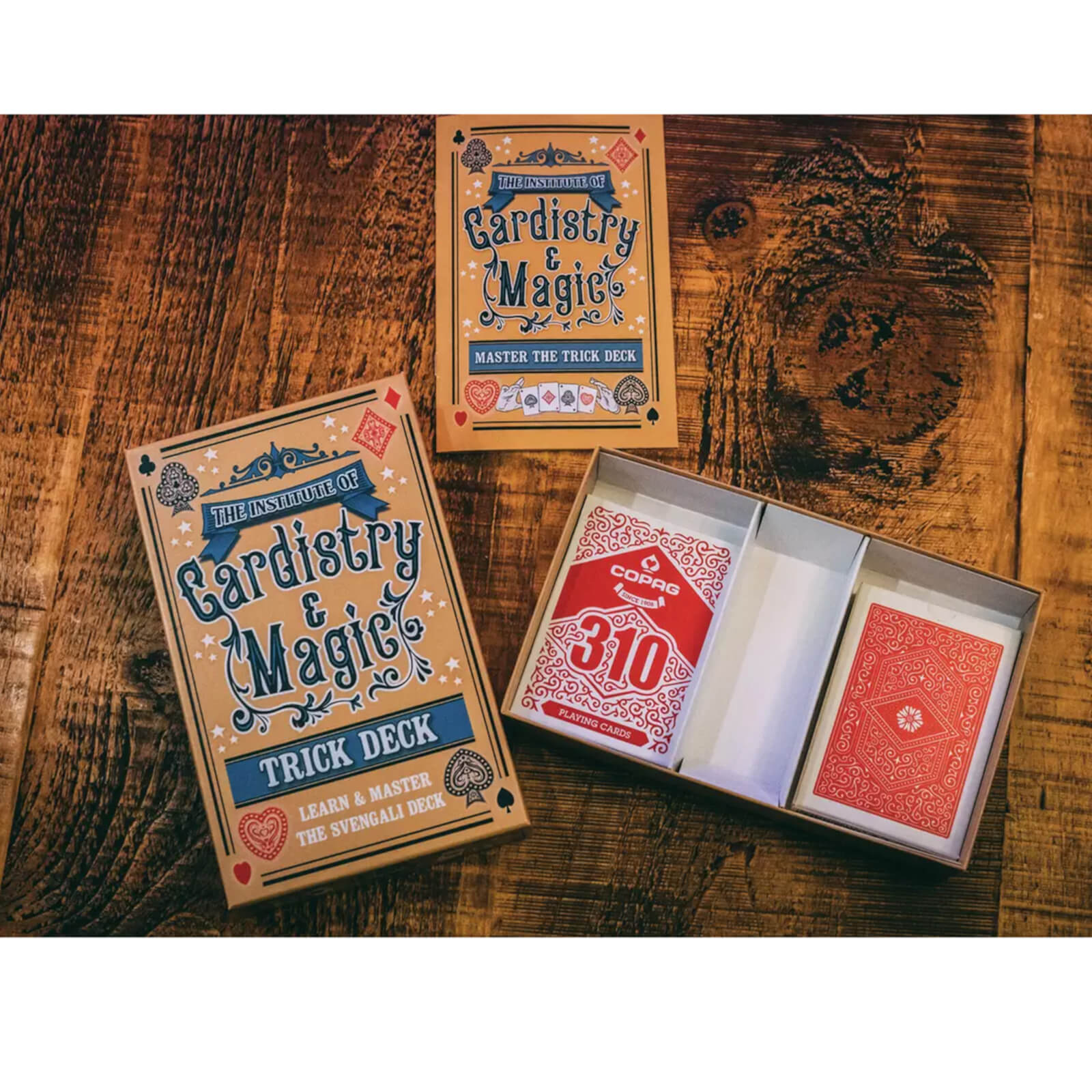 Image of The Institute of Cardistry & Magic - Trick Deck