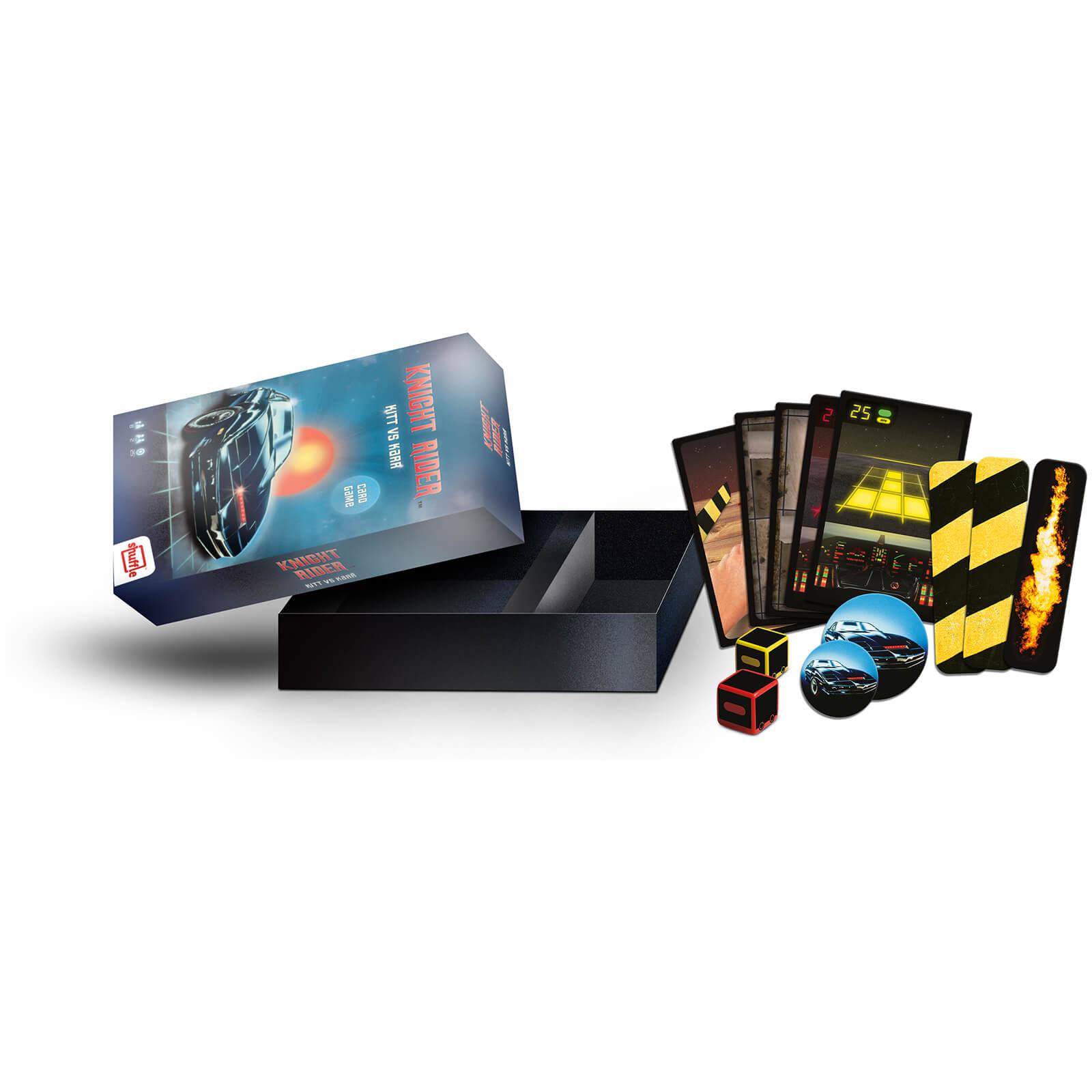 Image of Knight Rider - Retro Card Game