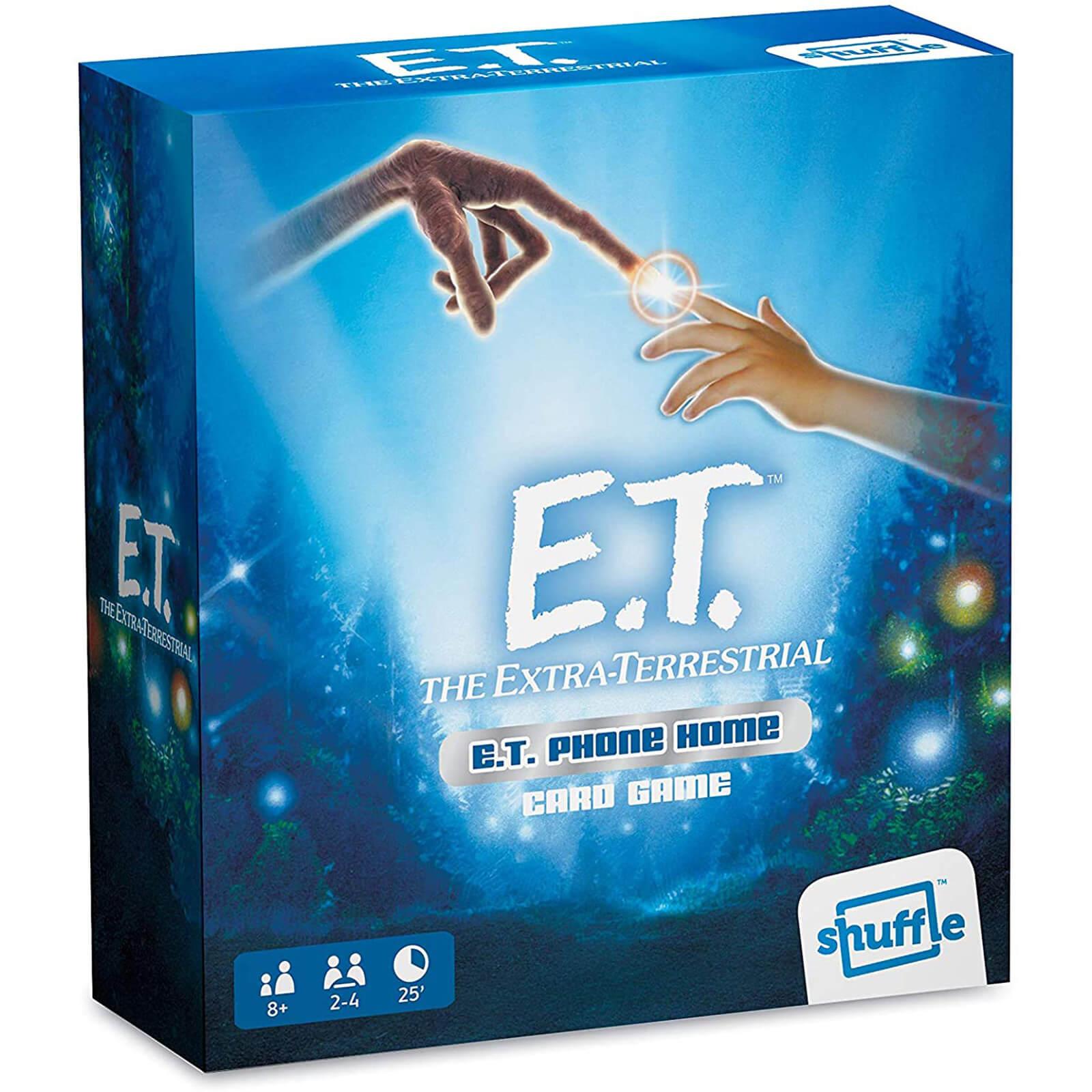 Image of E.T. - Retro Card Game