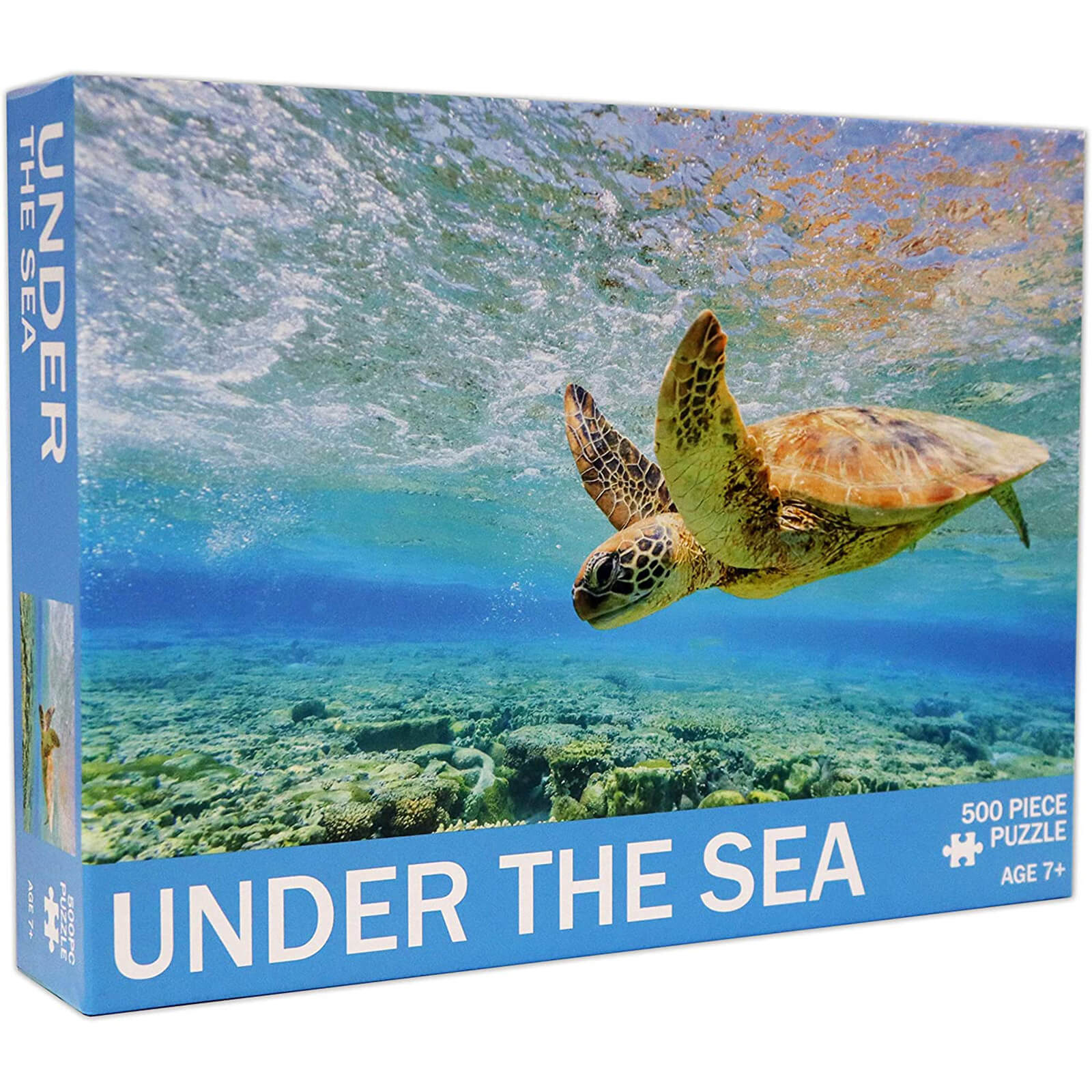 Image of Under the Sea Jigsaw Puzzle (500 Pieces)