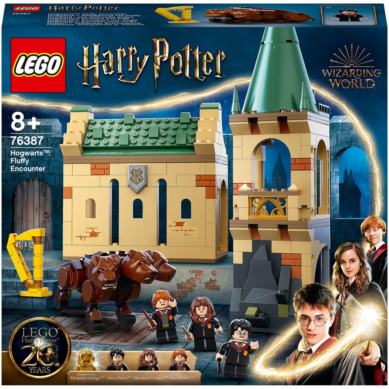 Image of LEGO Harry Potter Fluffy Encounter Toy (76387)