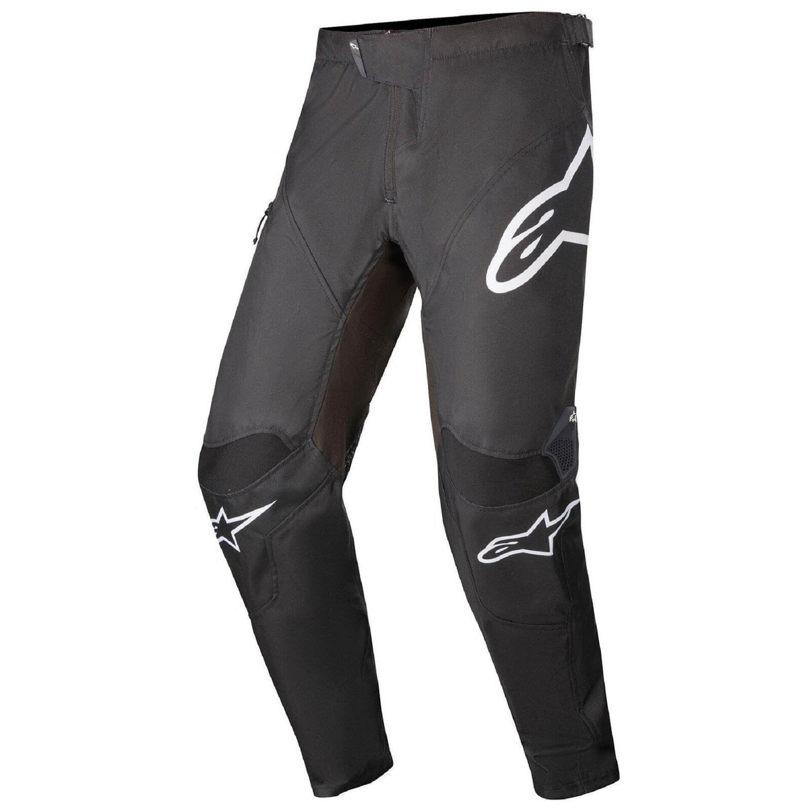 Alpinestars Racer MTB Pants - 36 - Black/White