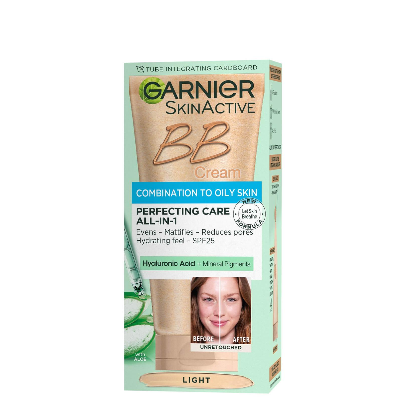Купить Garnier BB Cream Oil Free Tinted Moisturiser (Various Shades) - Light
