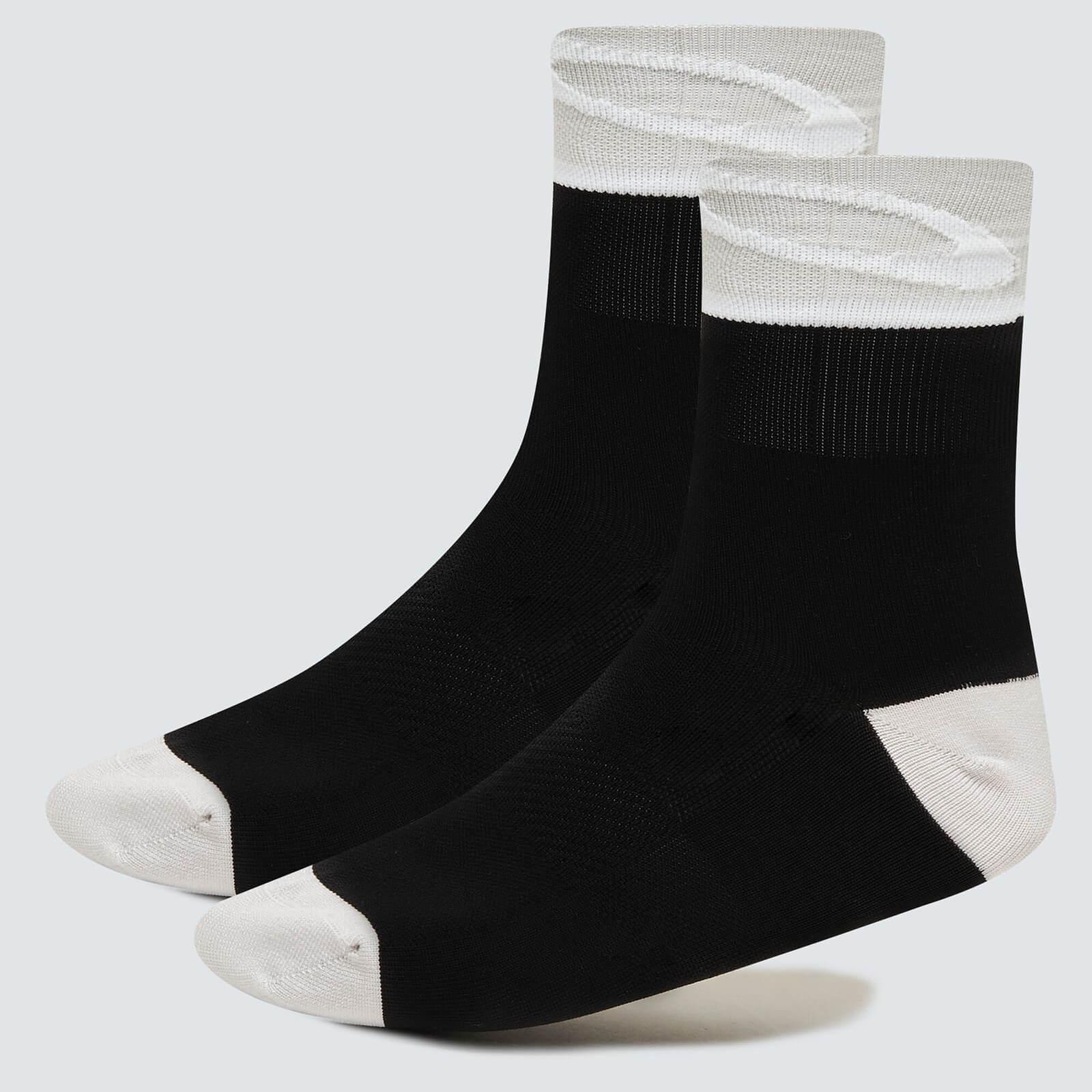 Oakley 3.0 Cycling Socks - XL - Blackout