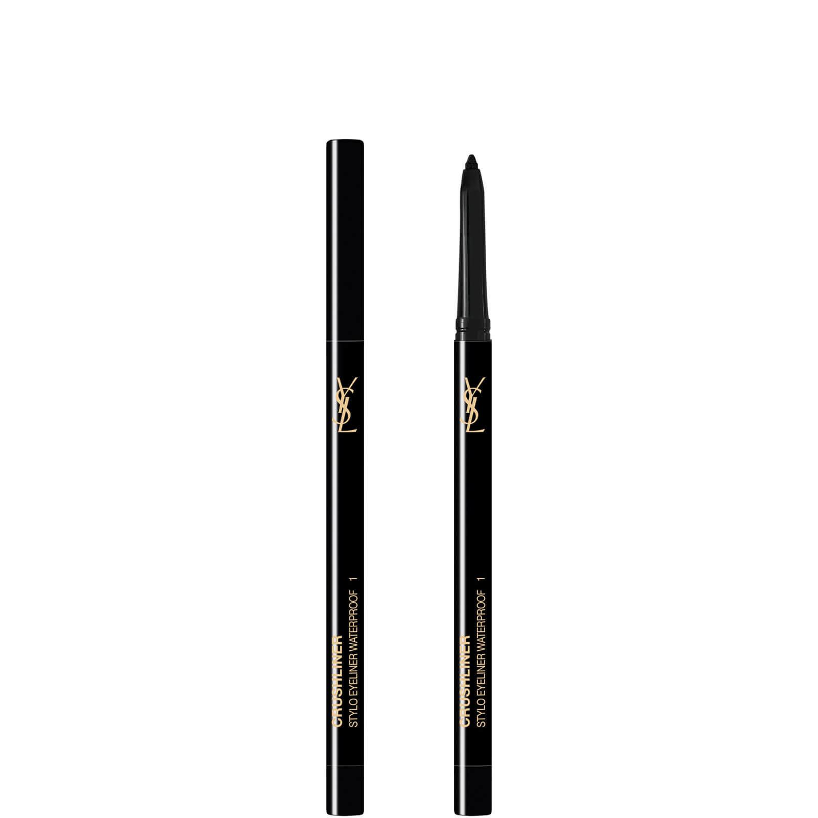Купить Водостойкий карандаш для глаз Yves Saint Laurent Exclusive Crushliner Waterproof Stylo, 3 гр (в разных оттенках) - #1
