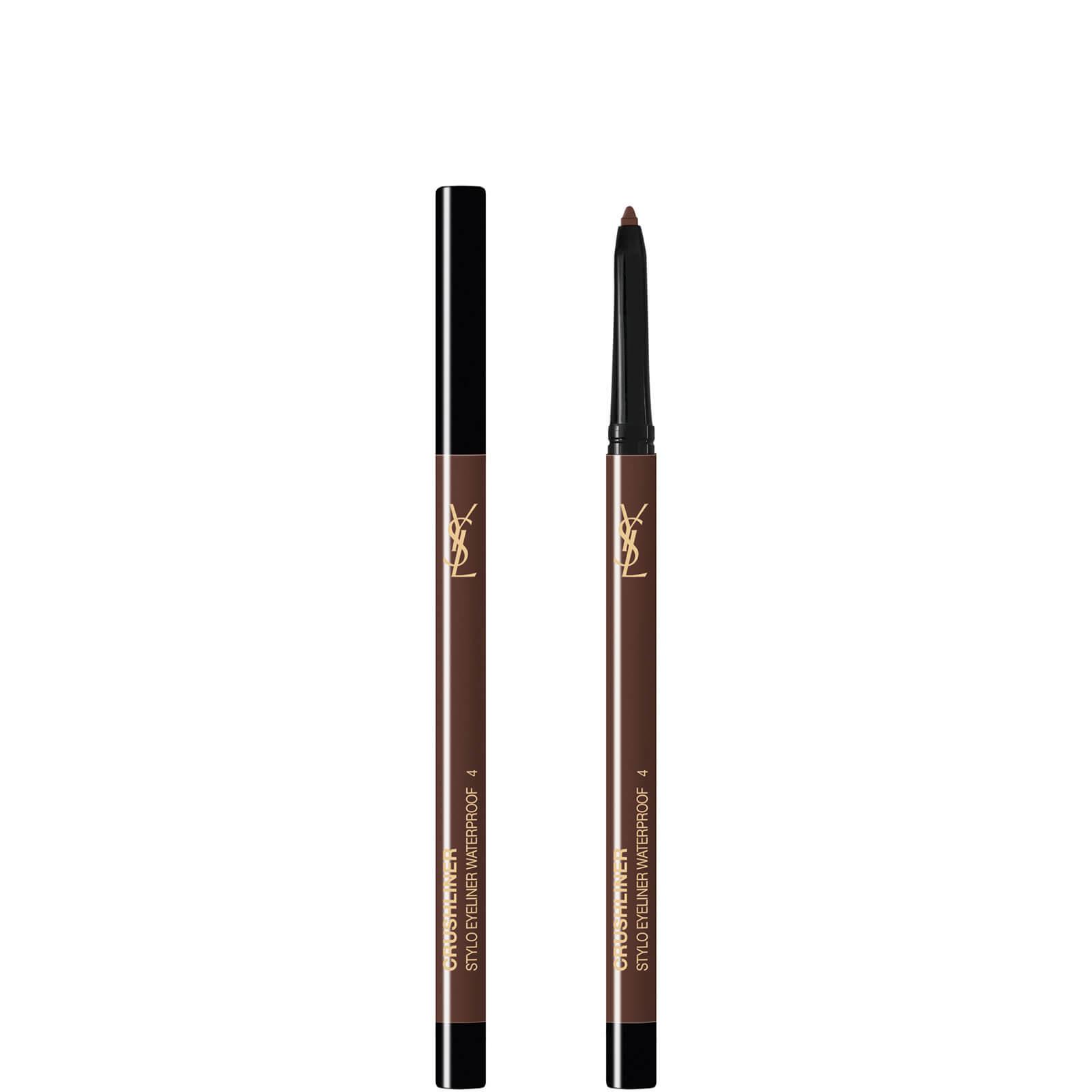 Купить Водостойкий карандаш для глаз Yves Saint Laurent Exclusive Crushliner Waterproof Stylo, 3 гр (в разных оттенках) - #4