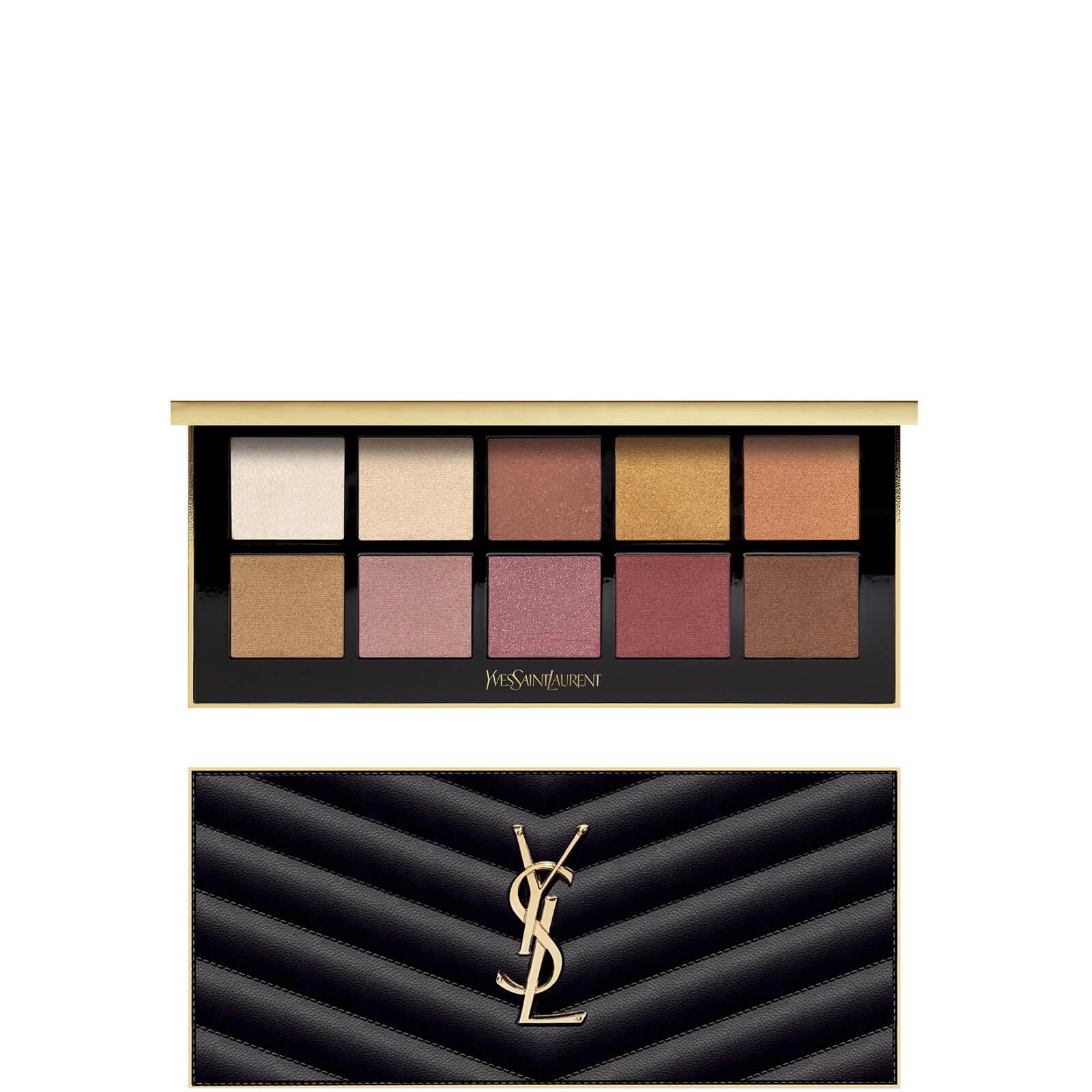 Купить Палетка для теней Yves Saint Laurent Exclusive Couture Colour Clutch Eyeshadow Palette, #3 Saharienne, 50 г