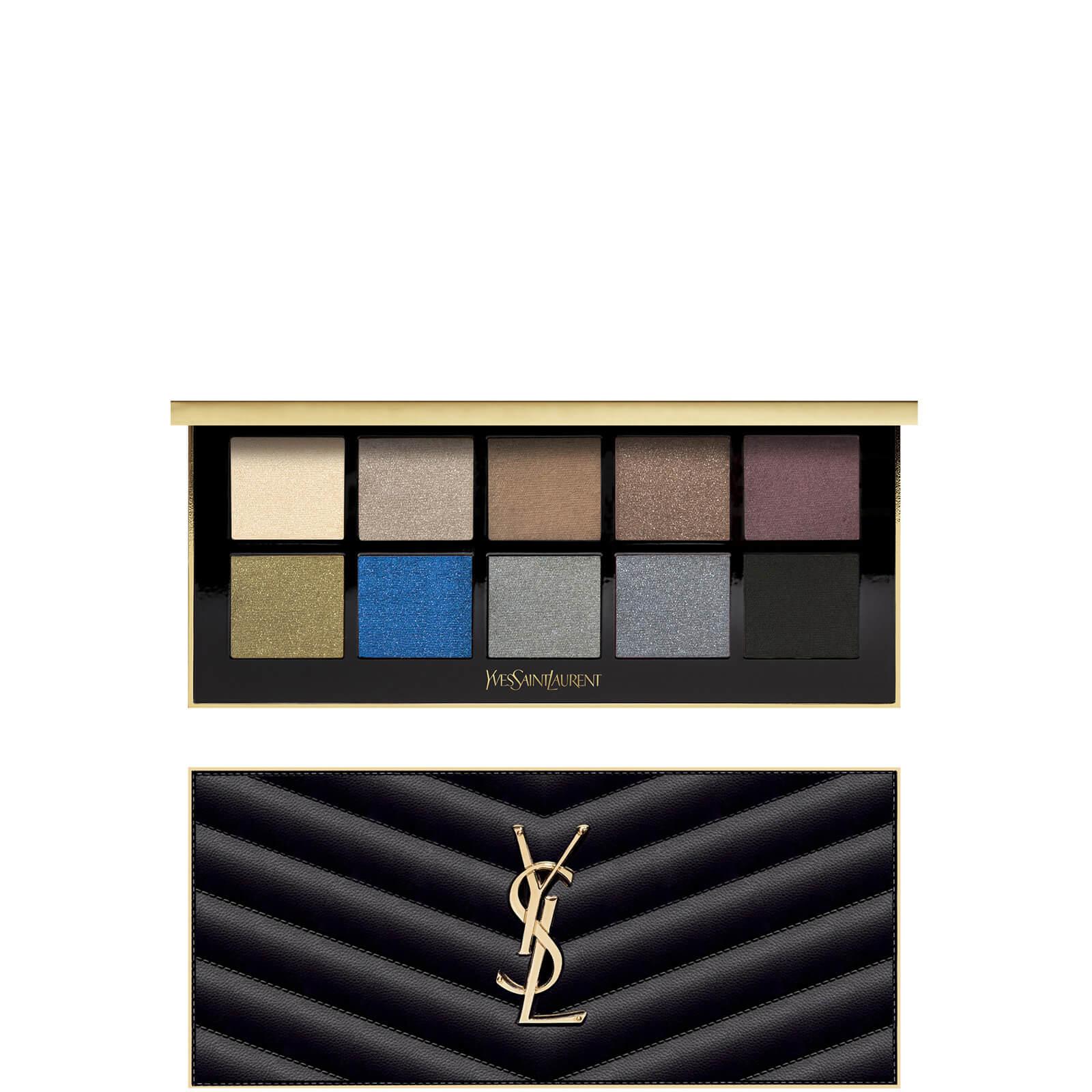 Купить Палетка для теней Yves Saint Laurent Exclusive Couture Colour Clutch Eyeshadow Palette, #4 Tuxedo, 50 г