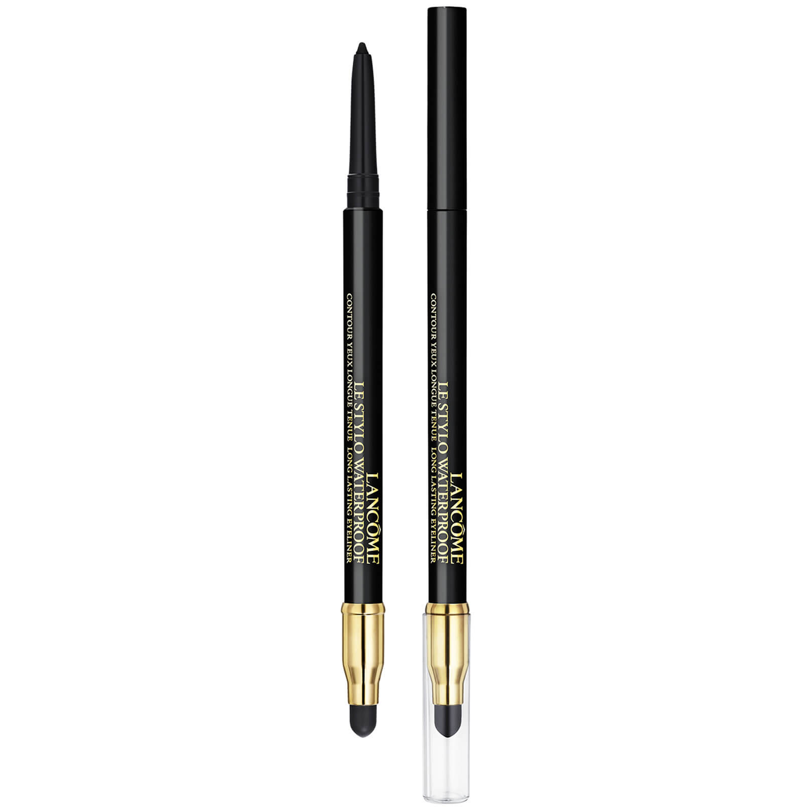 Купить Водостойкий карандаш для глаз Lancôme Le Stylo Waterproof (различные оттенки) - 02 Noir Intense