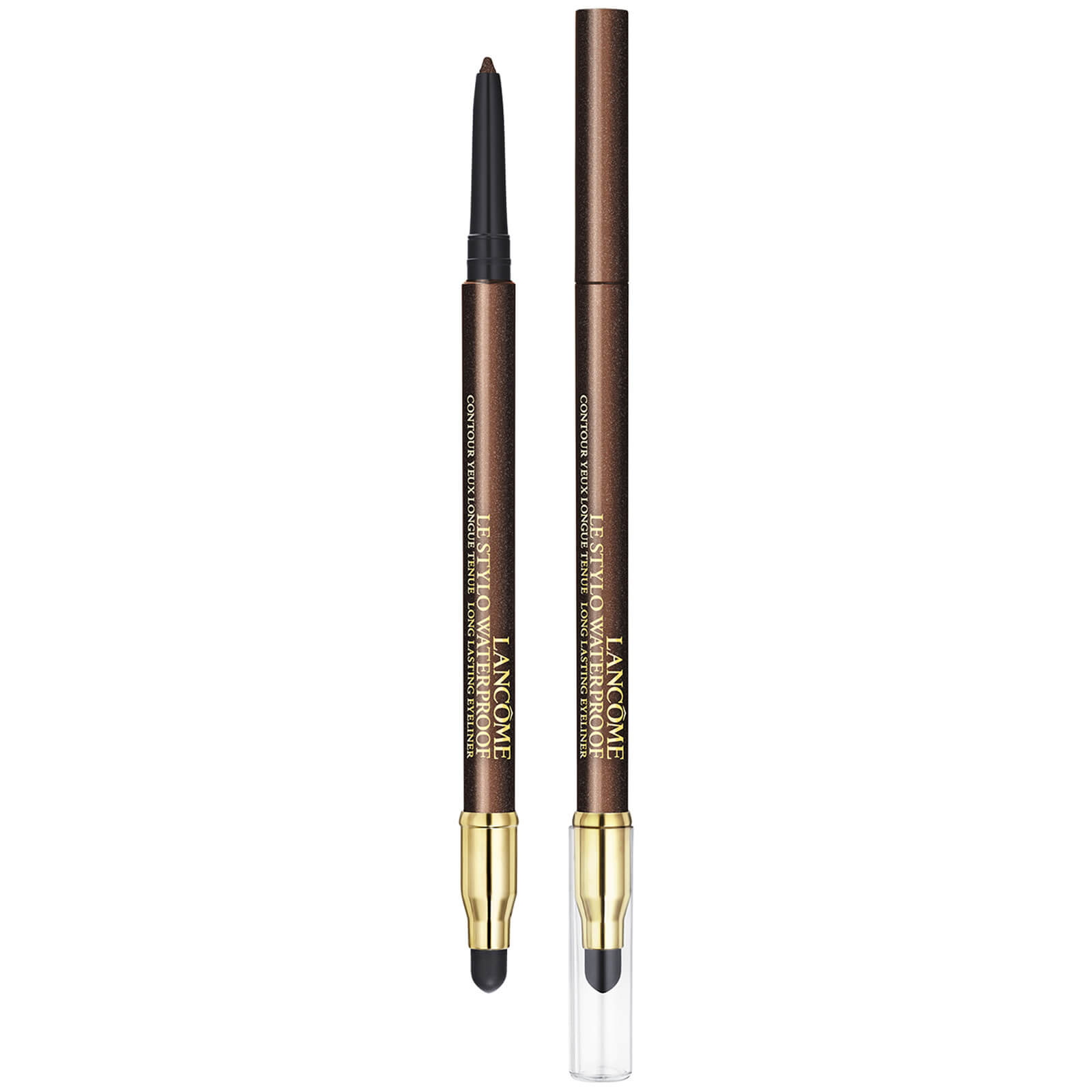 Купить Водостойкий карандаш для глаз Lancôme Le Stylo Waterproof (различные оттенки) - 04 Bronze Riche