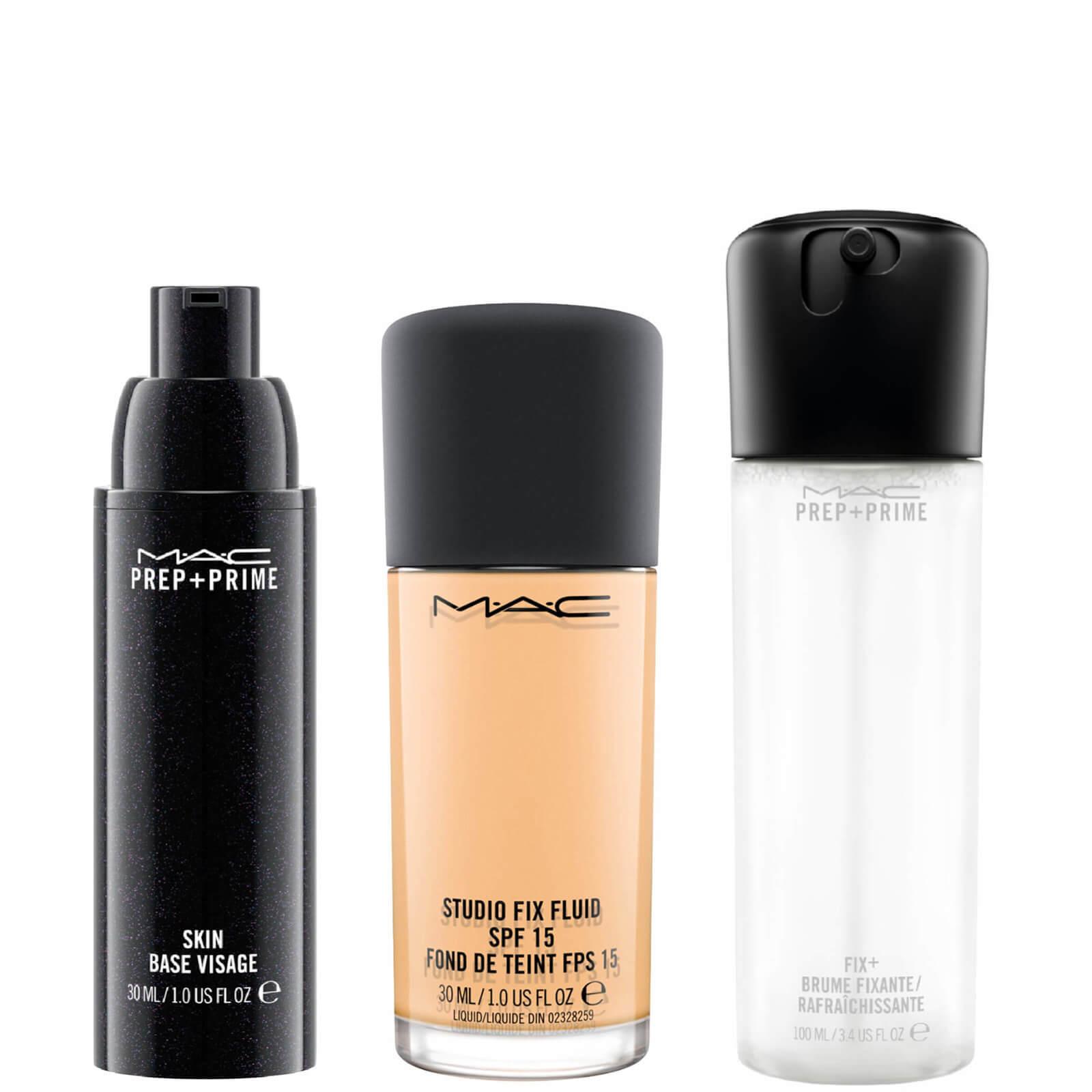 MAC Combination Skin Edit Kit Worth £73 (Various Shades) - NC18