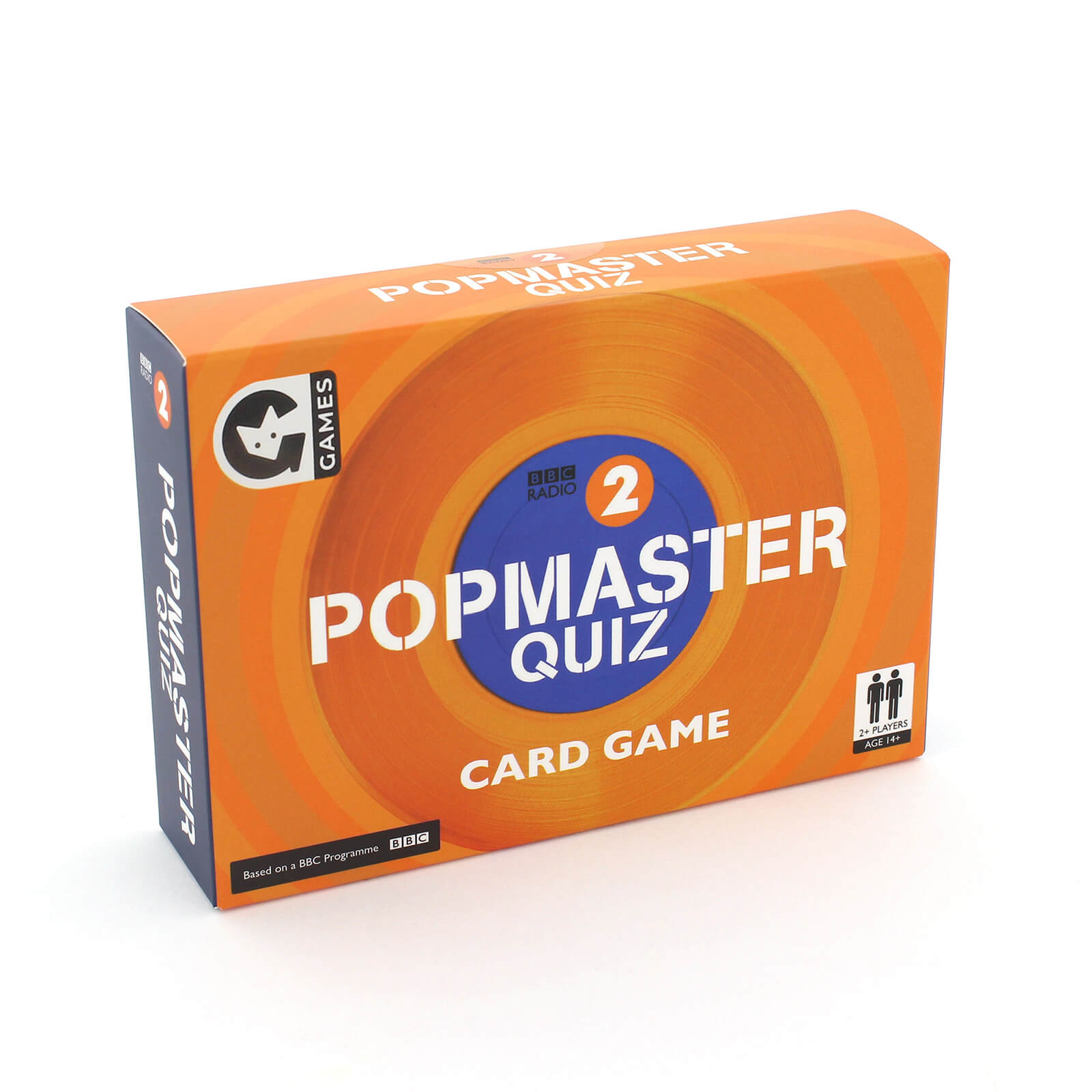 Image of Popmasters Card Game