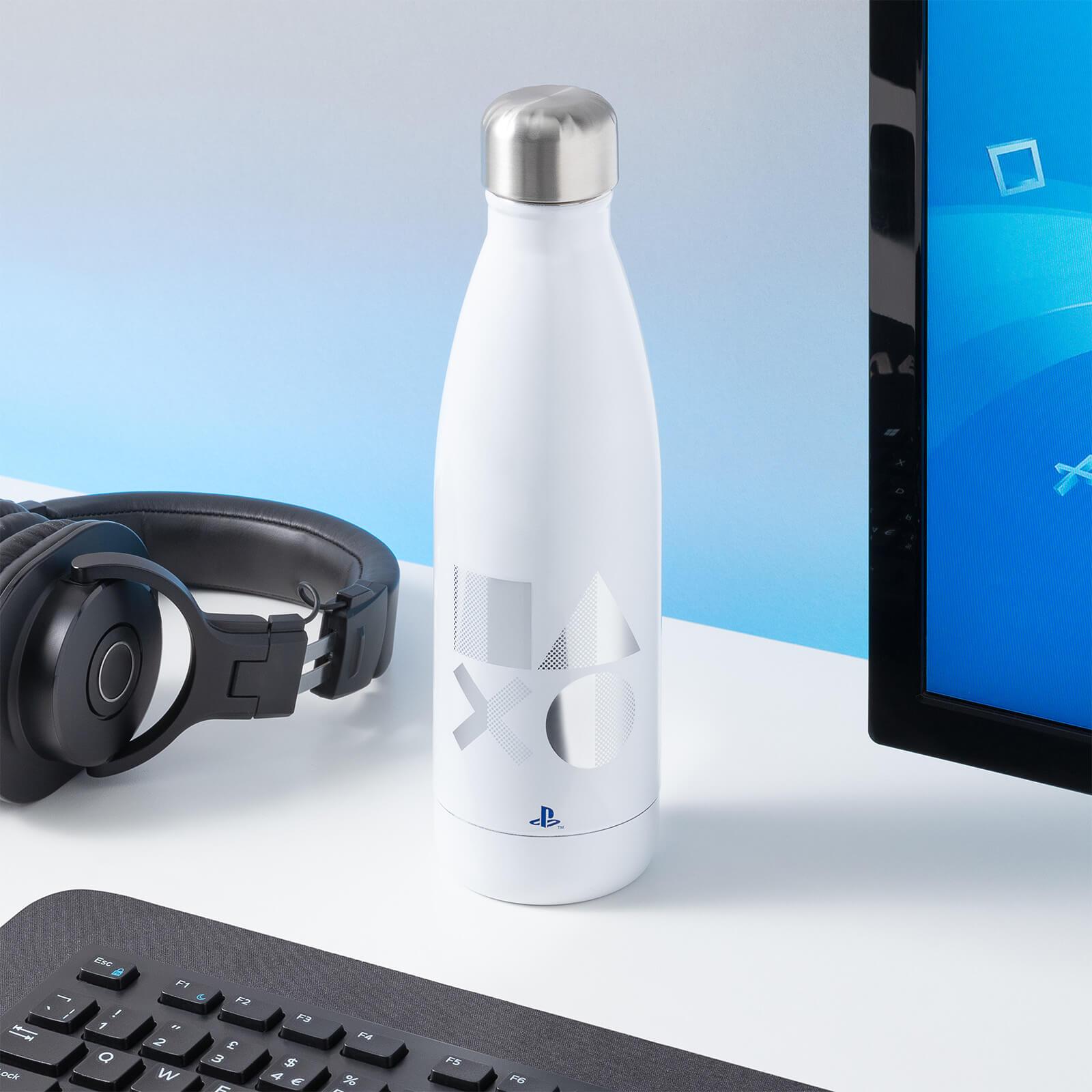 Playstation (PS5) Metal Water Bottle