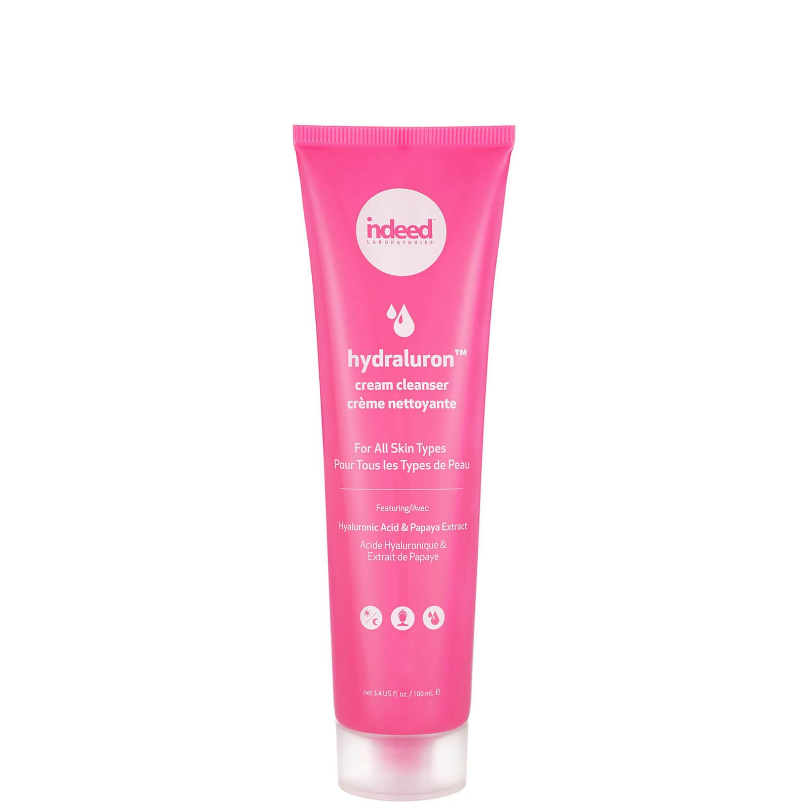 Купить Indeed Labs Hydraluron Cream Очищающее средство 100 мл