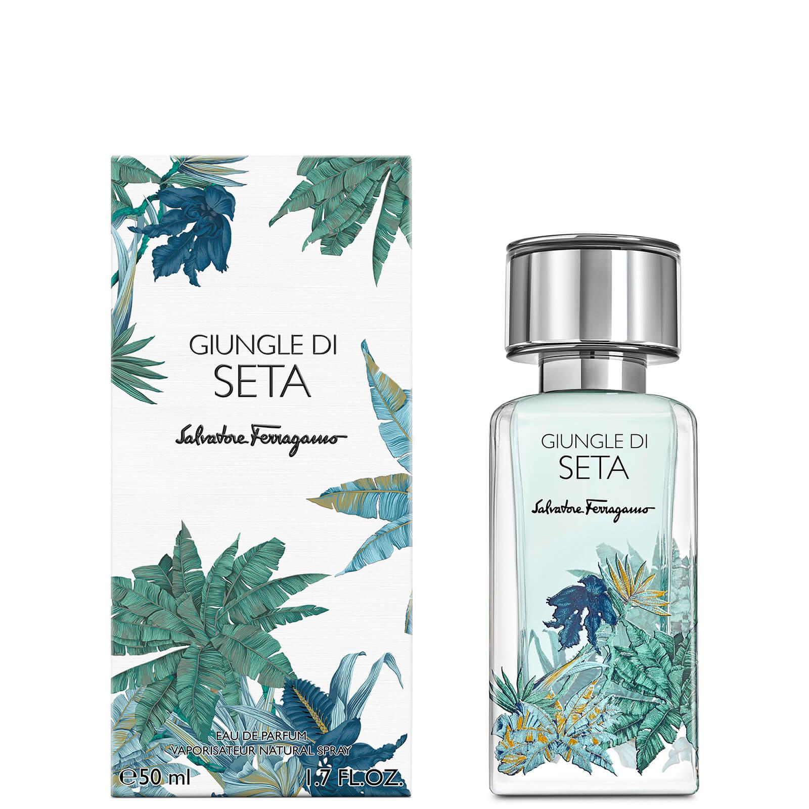 Salvatore Ferragamo Storie Giungle Di Seta Eau de Parfum 50ml
