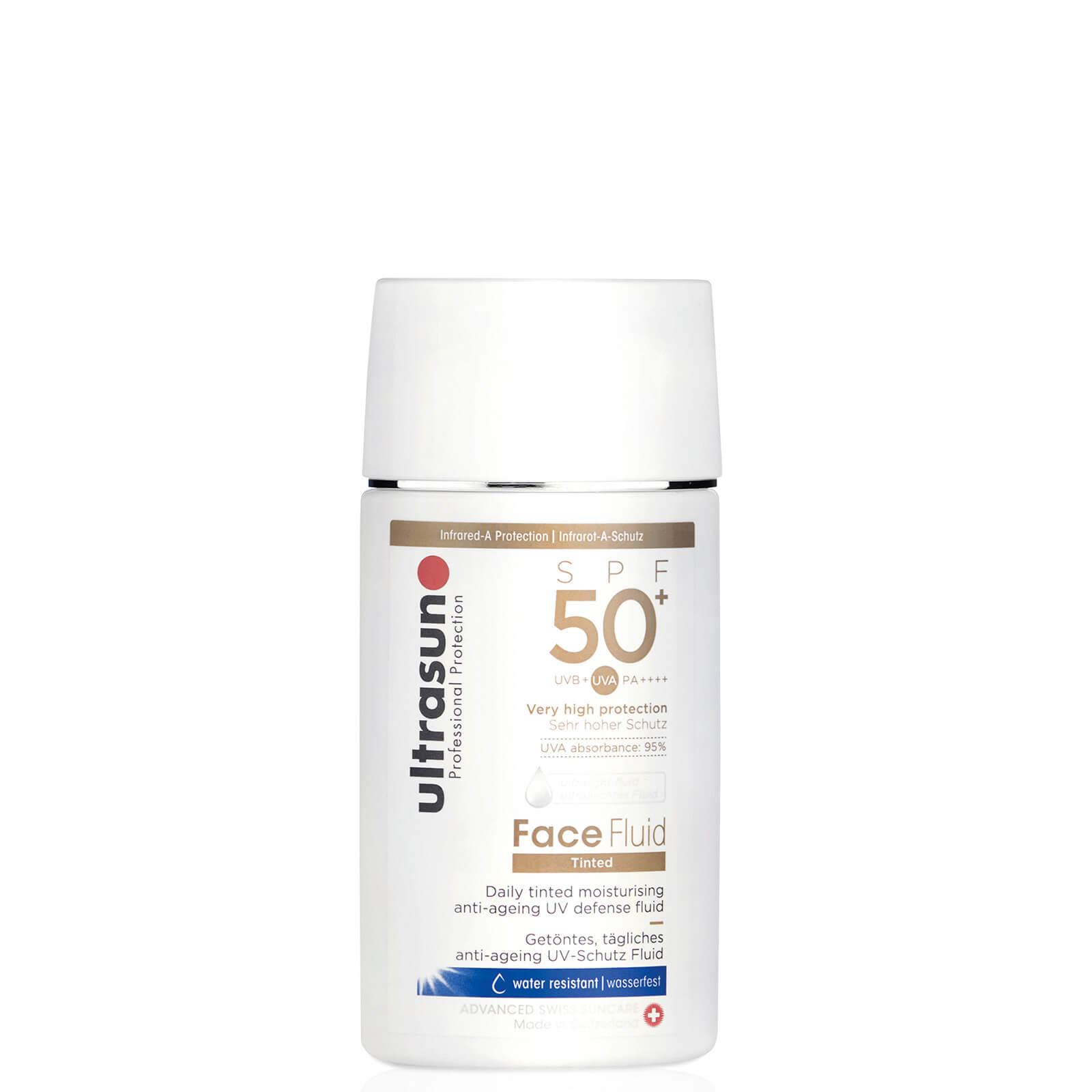 Ultrasun SPF50+ Tinted Face Fluid 40ml