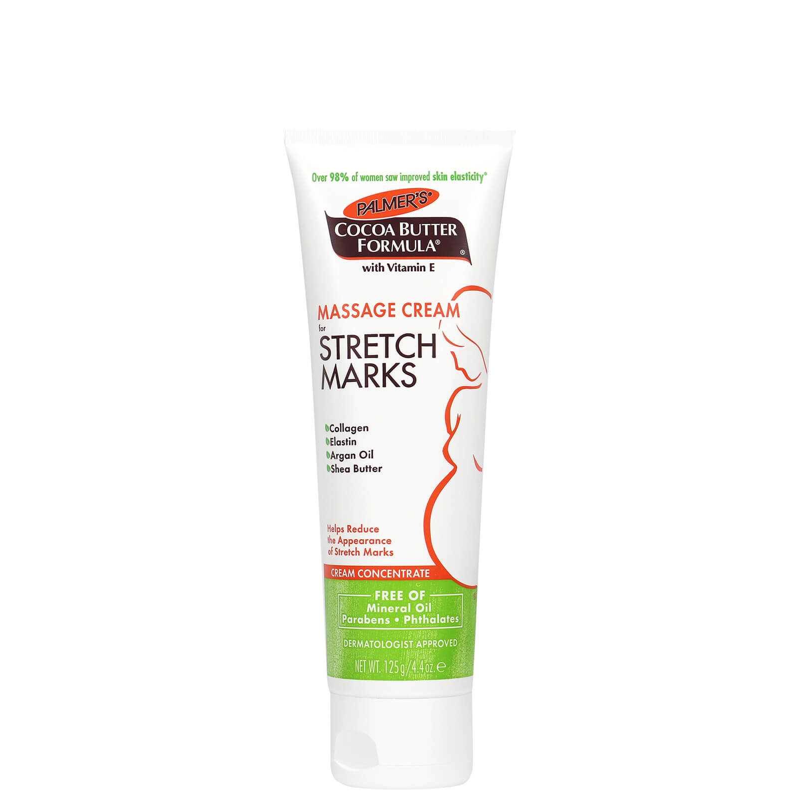 Palmer's Cocoa Butter Formula Massage Cream for Stretch Marks 125g