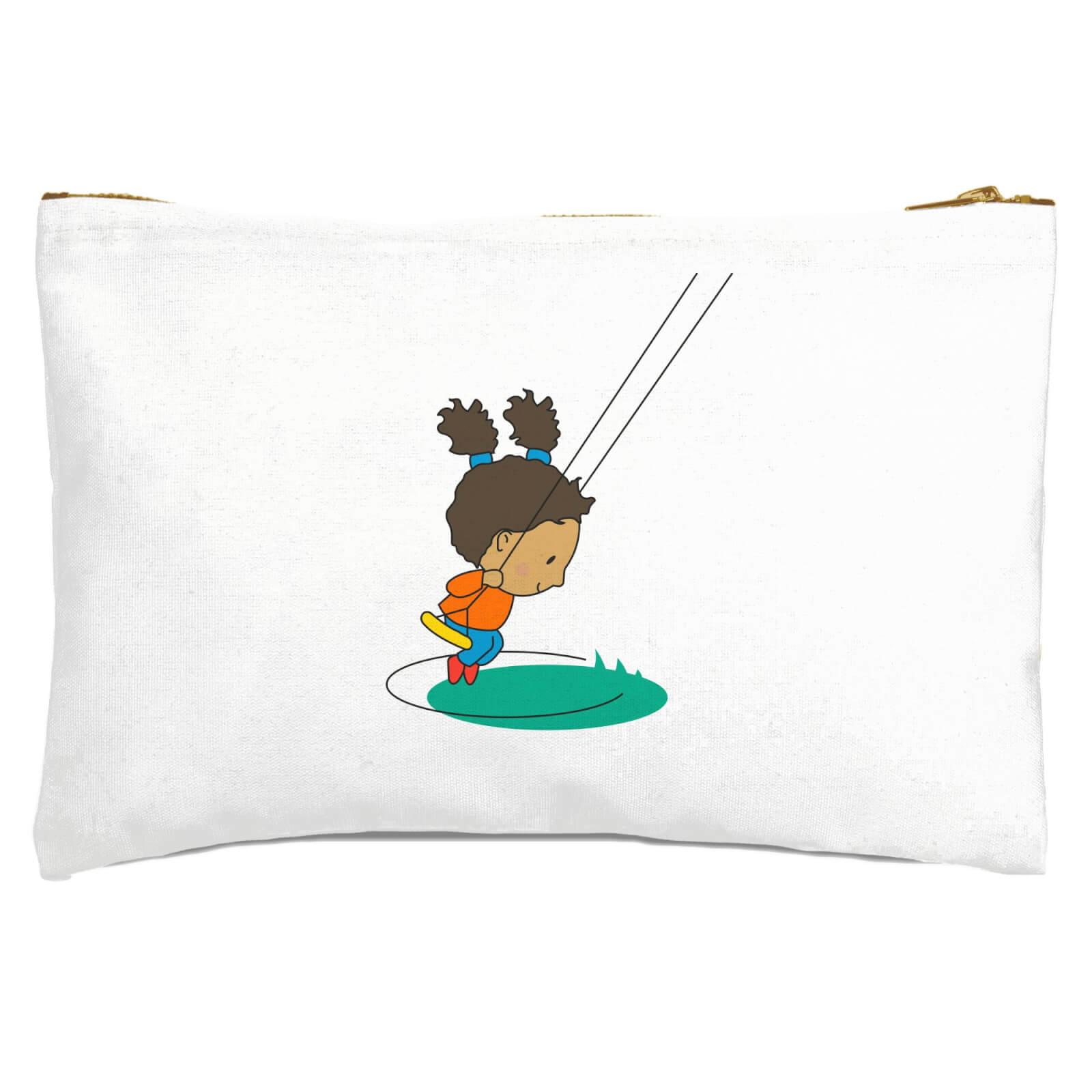 Swing Girl Zipped Pouch