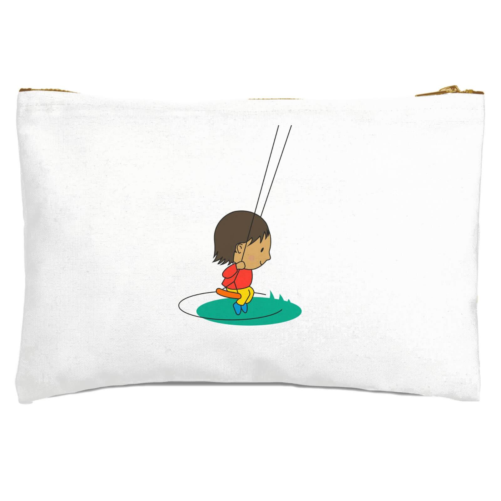 Swing Boy Zipped Pouch