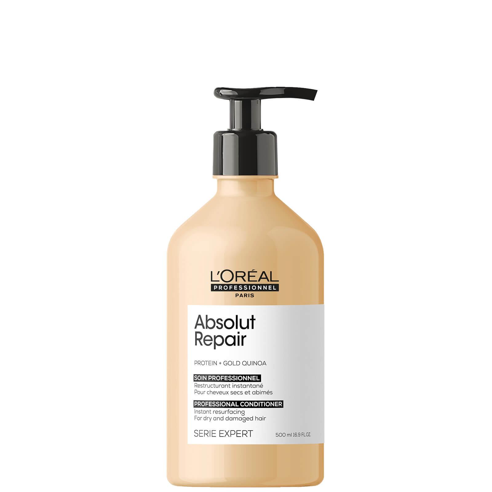 Купить L'Oréal Professionnel Serie Expert Absolut Repair Кондиционер для сухих и поврежденных волос 500 мл